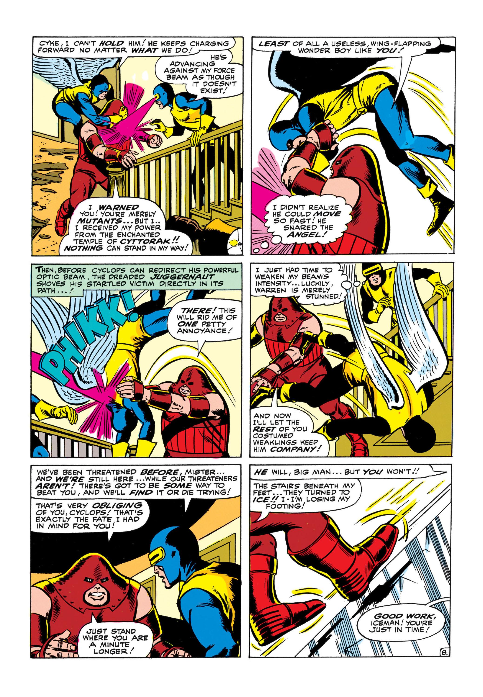 Read online Uncanny X-Men (1963) comic -  Issue #13 - 9