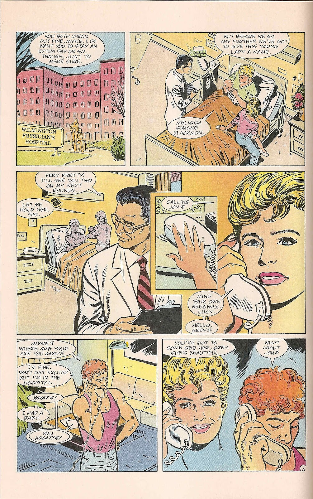 Sable issue 25 - Page 8