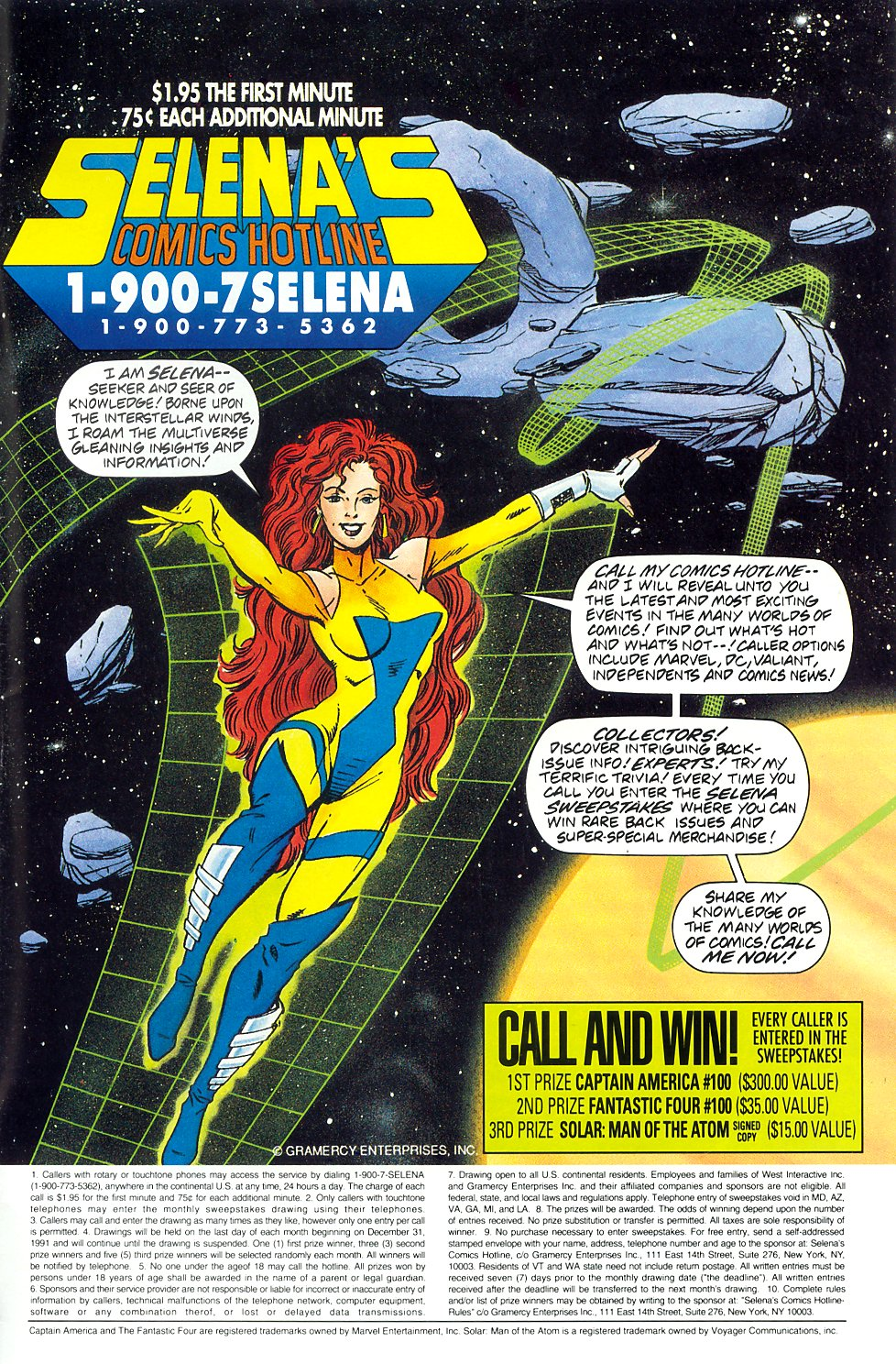 Read online Solar, Man of the Atom comic -  Issue #9 - 42