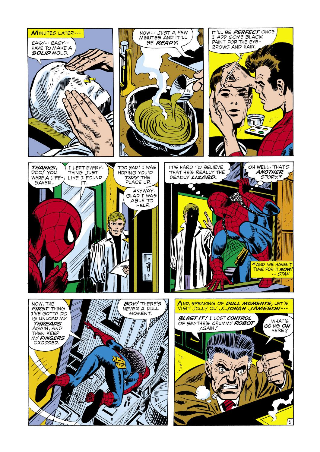 The Amazing Spider-Man (1963) 106 Page 5