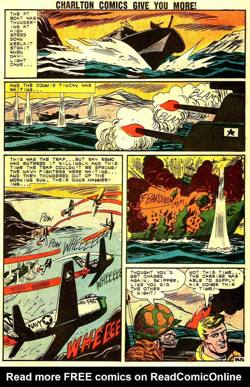 Read online Fightin' Navy comic -  Issue #109 - 7