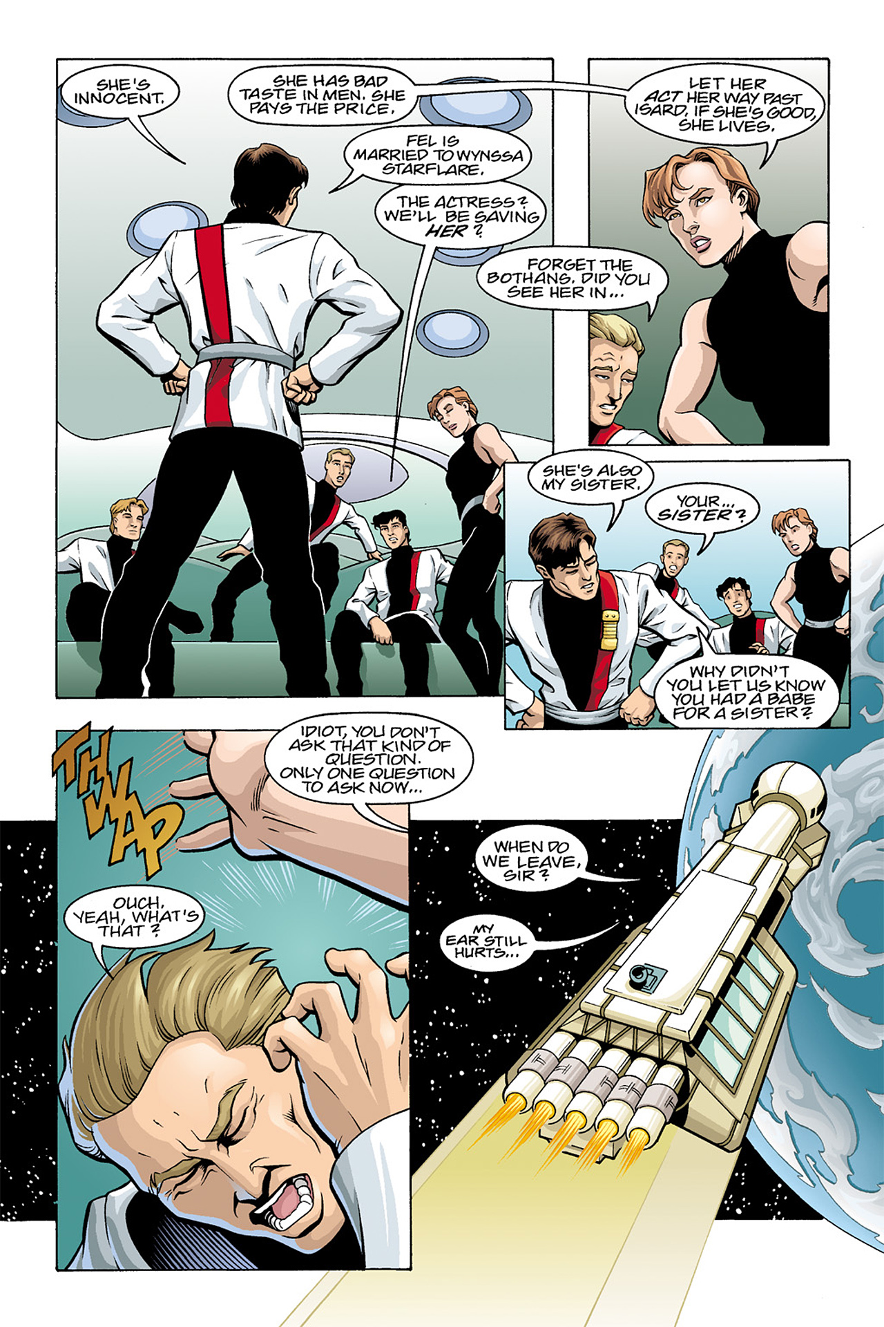 Read online Star Wars Omnibus comic -  Issue # Vol. 3 - 143