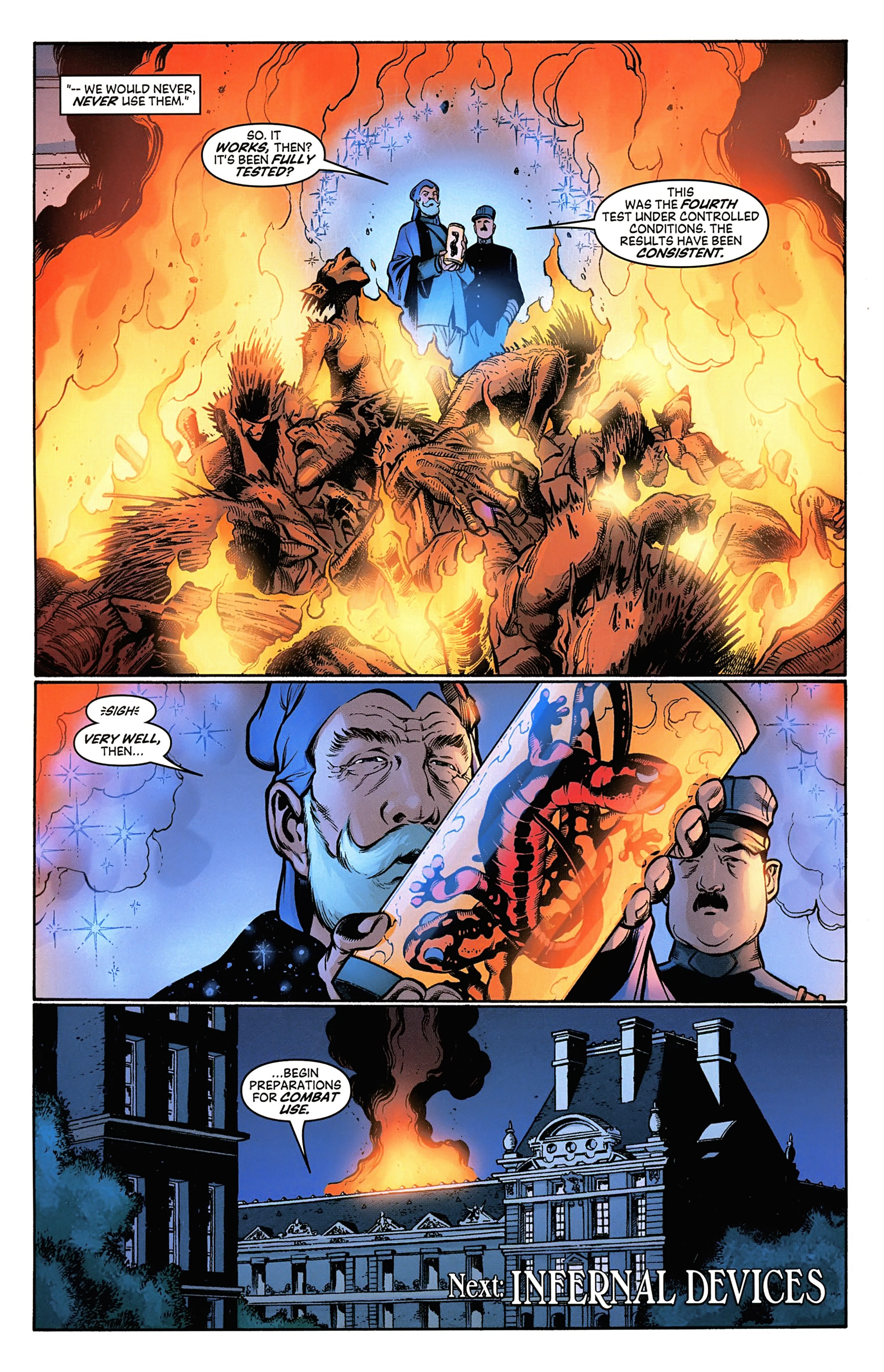 Read online Arrowsmith comic -  Issue #4 - 23