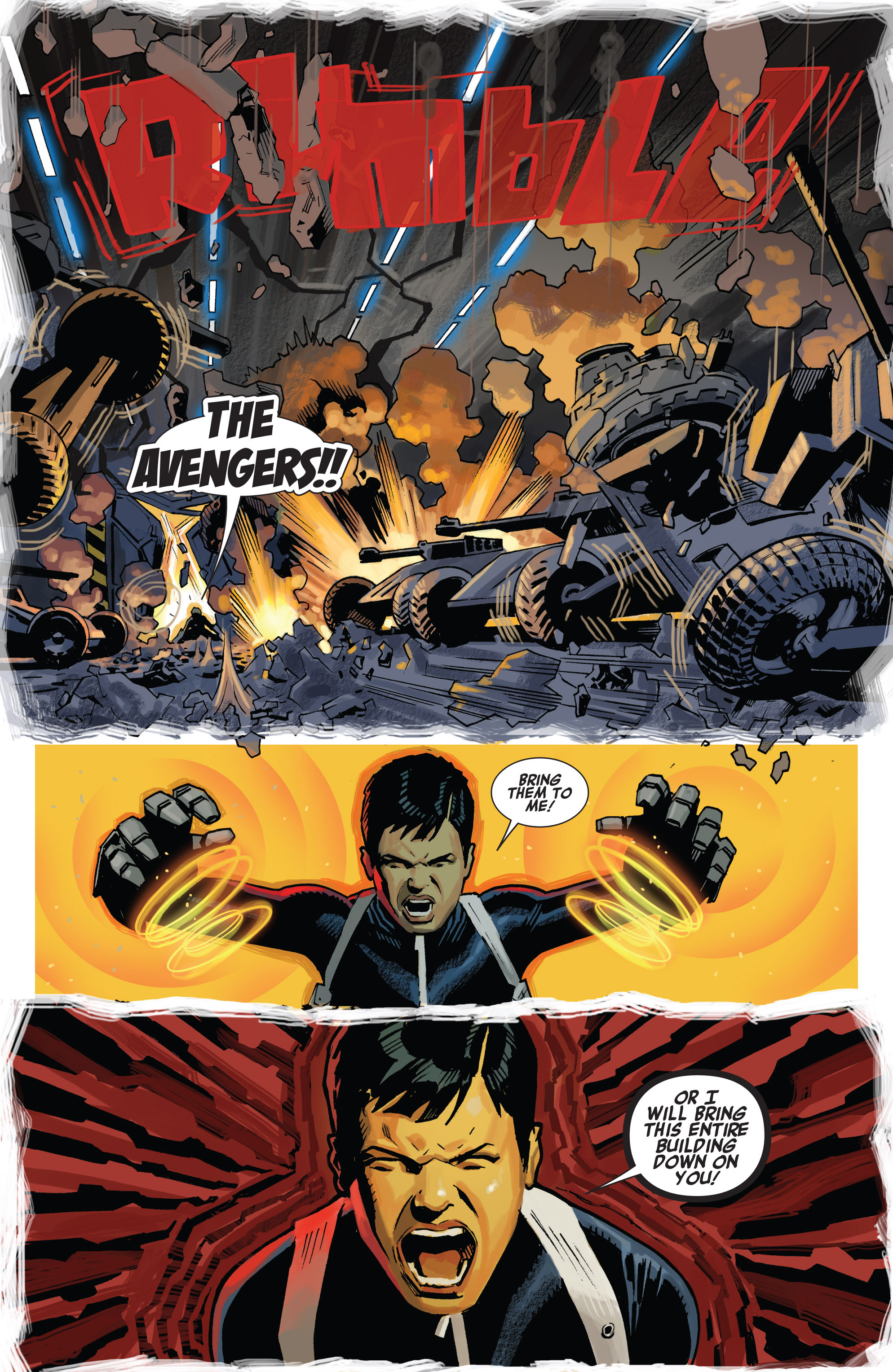 Read online Avengers (2010) comic -  Issue #23 - 11