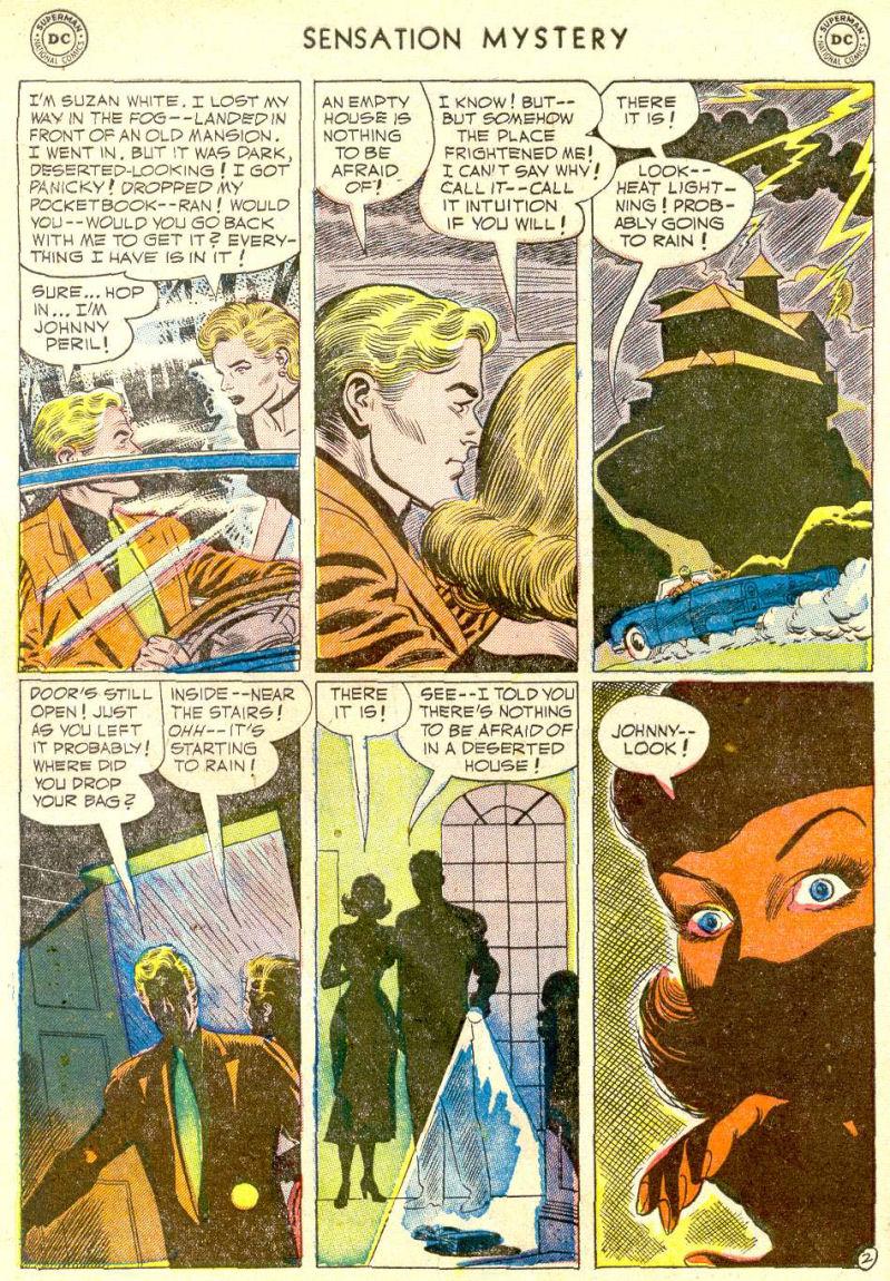 Read online Sensation (Mystery) Comics comic -  Issue #112 - 4