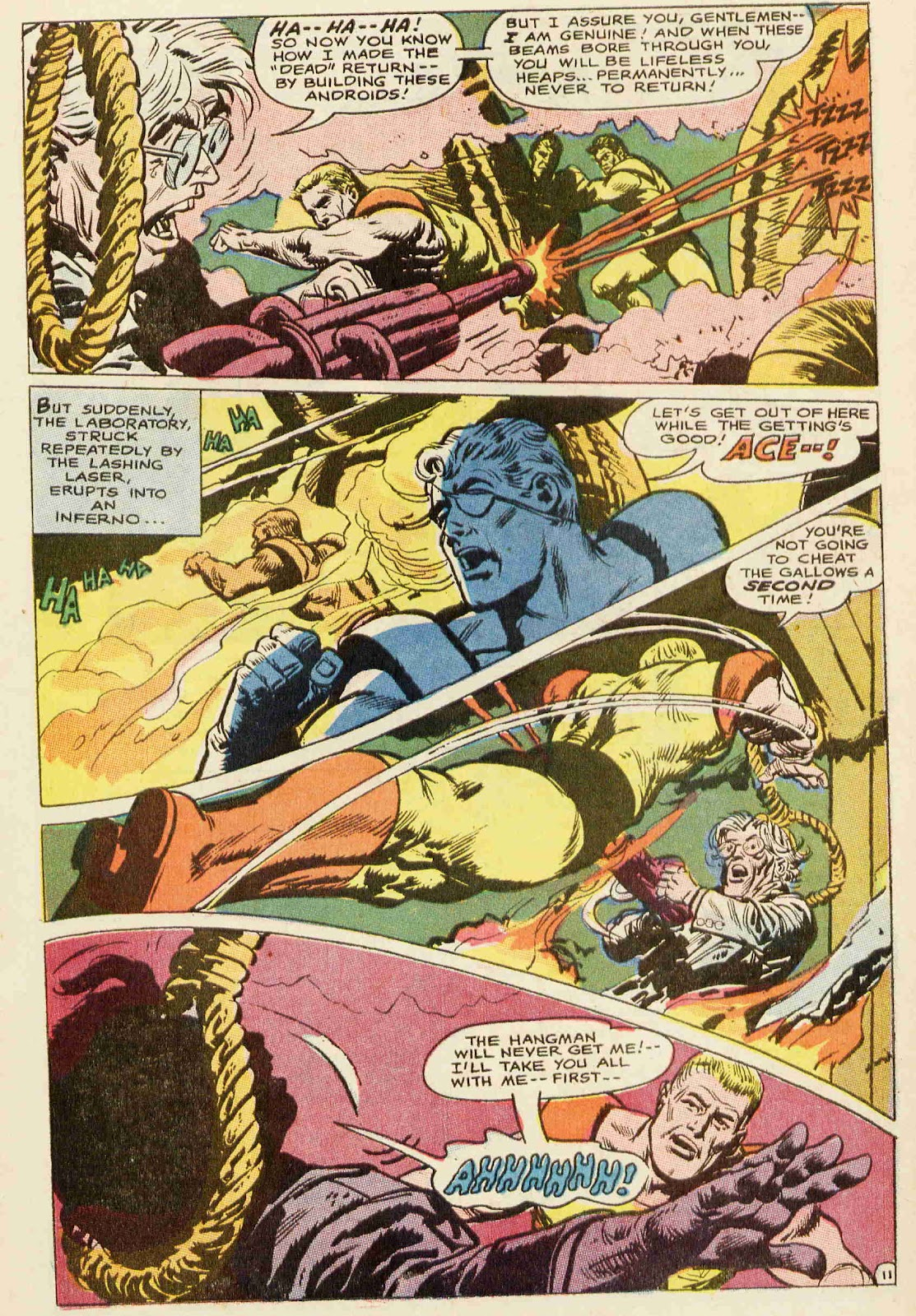 Challengers of the Unknown (1958) issue 64 - Page 12