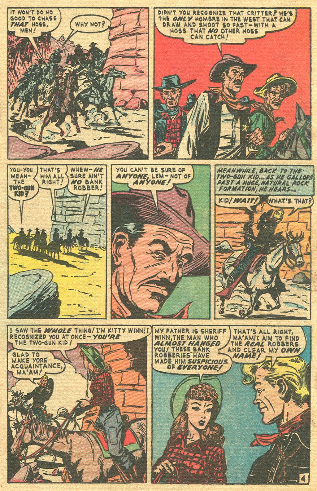 Read online Two-Gun Kid comic -  Issue #1 - 25
