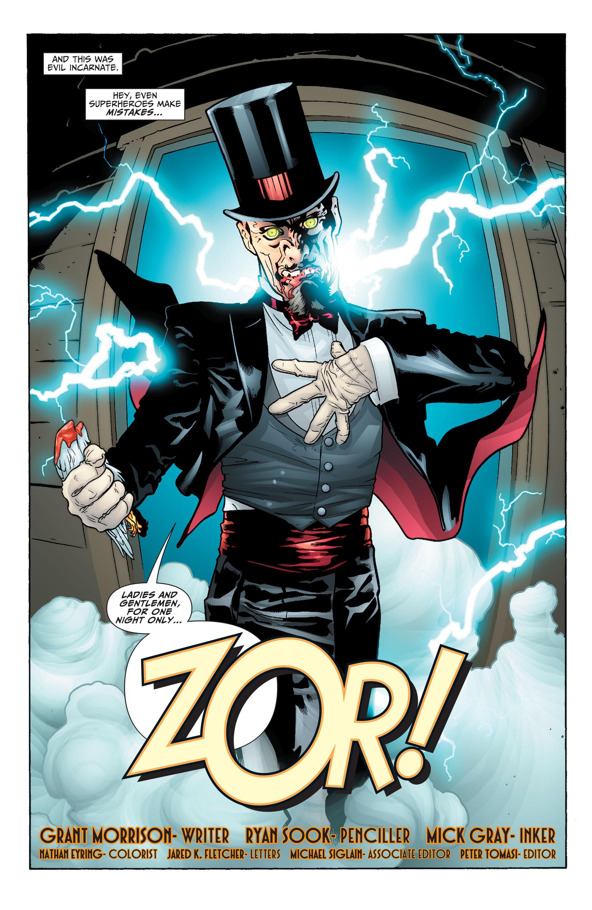 Read online Seven Soldiers: Zatanna comic -  Issue #4 - 7