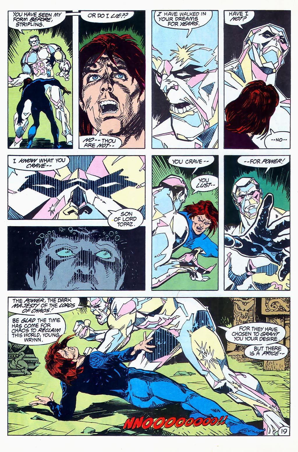 Read online Amethyst (1987) comic -  Issue #1 - 22