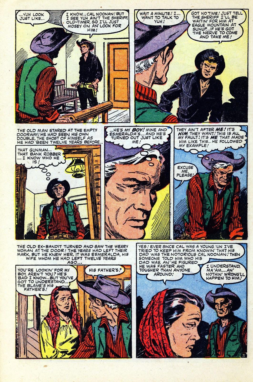 Gunsmoke Western issue 32 - Page 12