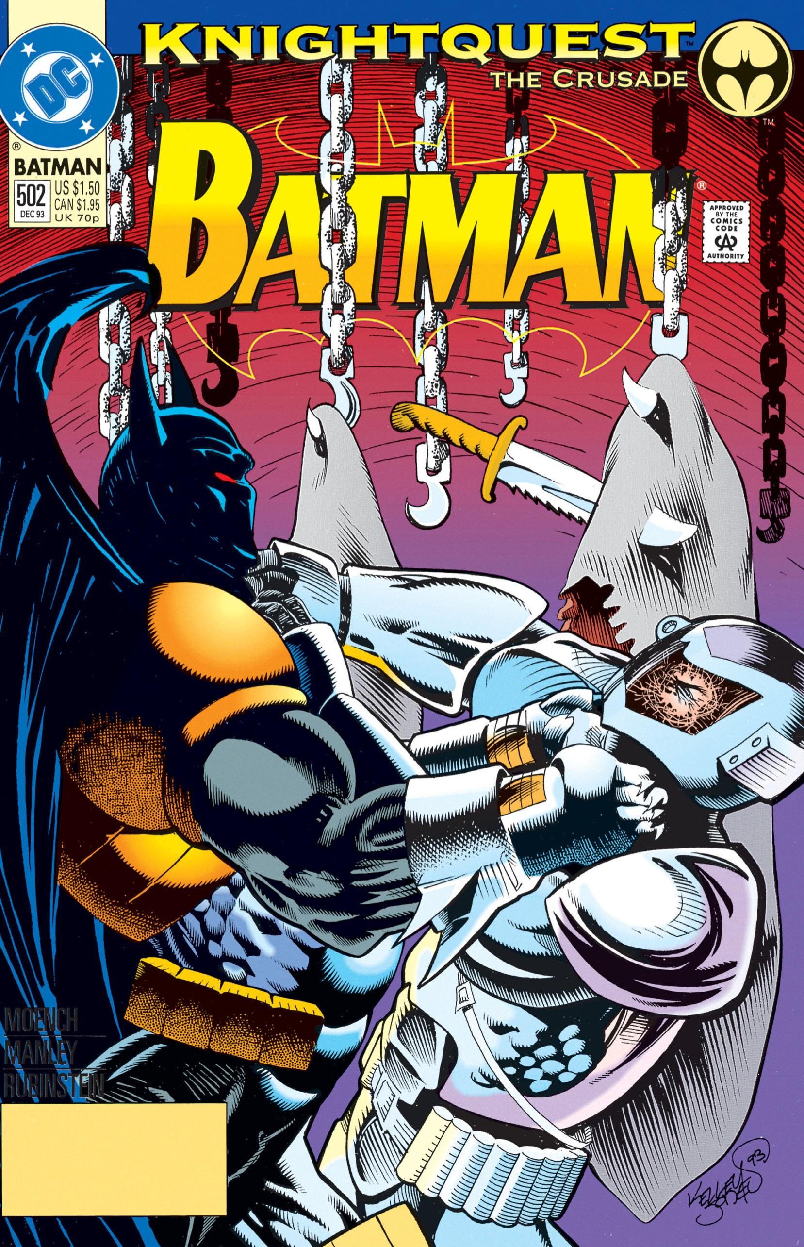 Batman (1940) 502 Page 1