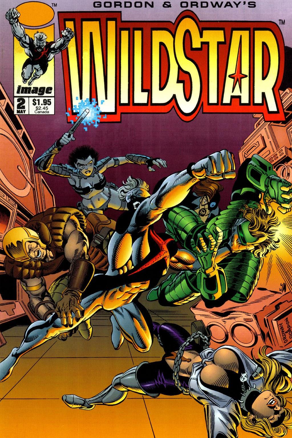 Wildstar: Sky Zero 2 Page 1