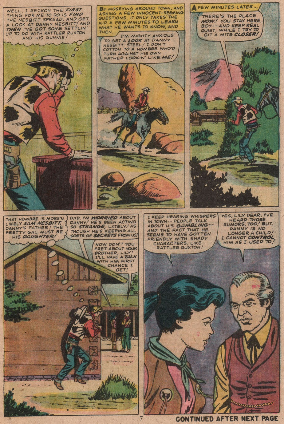 Kid Colt Outlaw issue 187 - Page 8