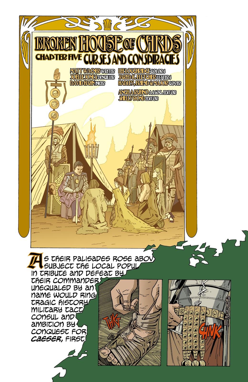 Madame Xanadu issue 20 - Page 3