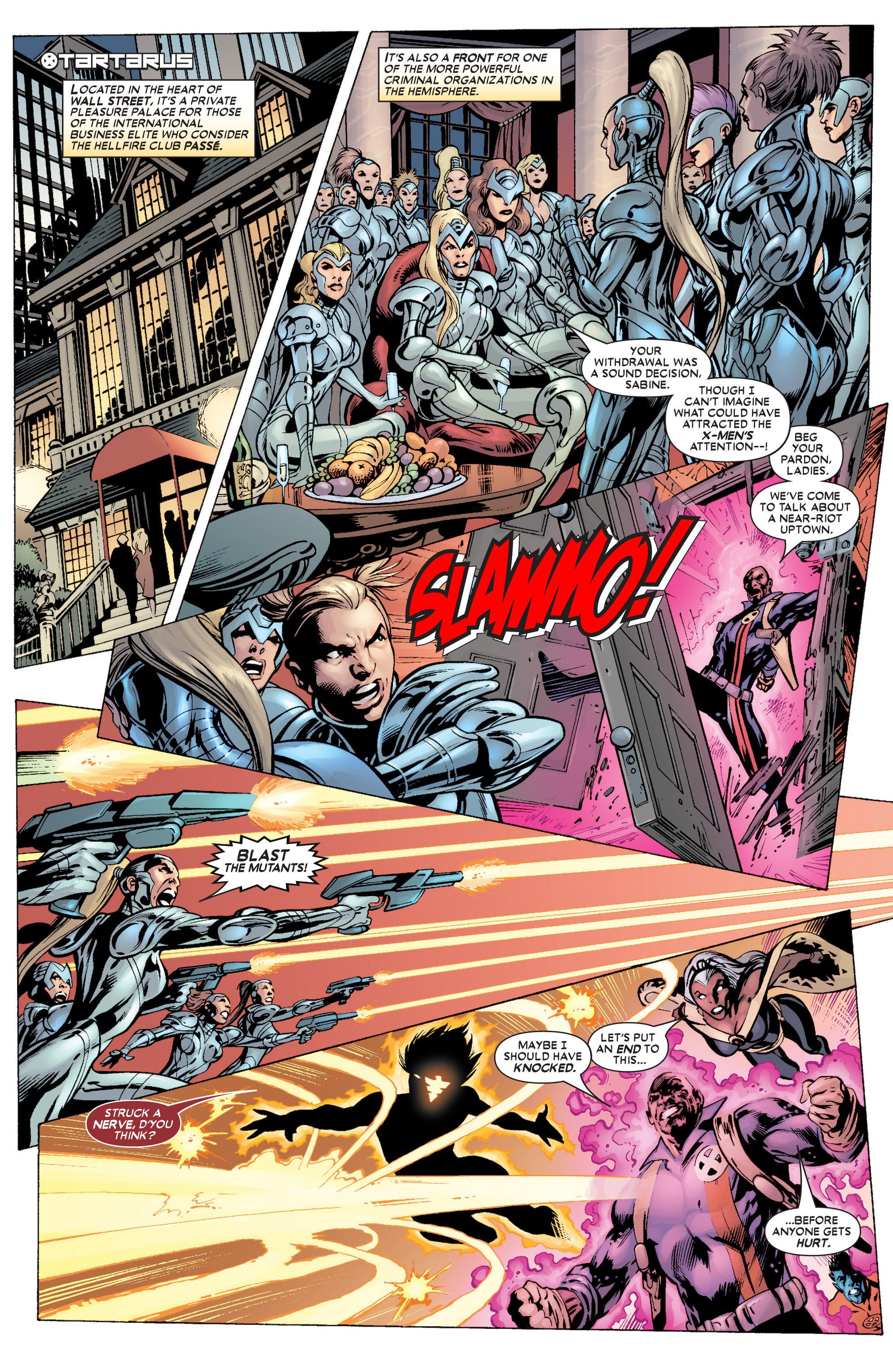 Read online Uncanny X-Men (1963) comic -  Issue #451 - 13