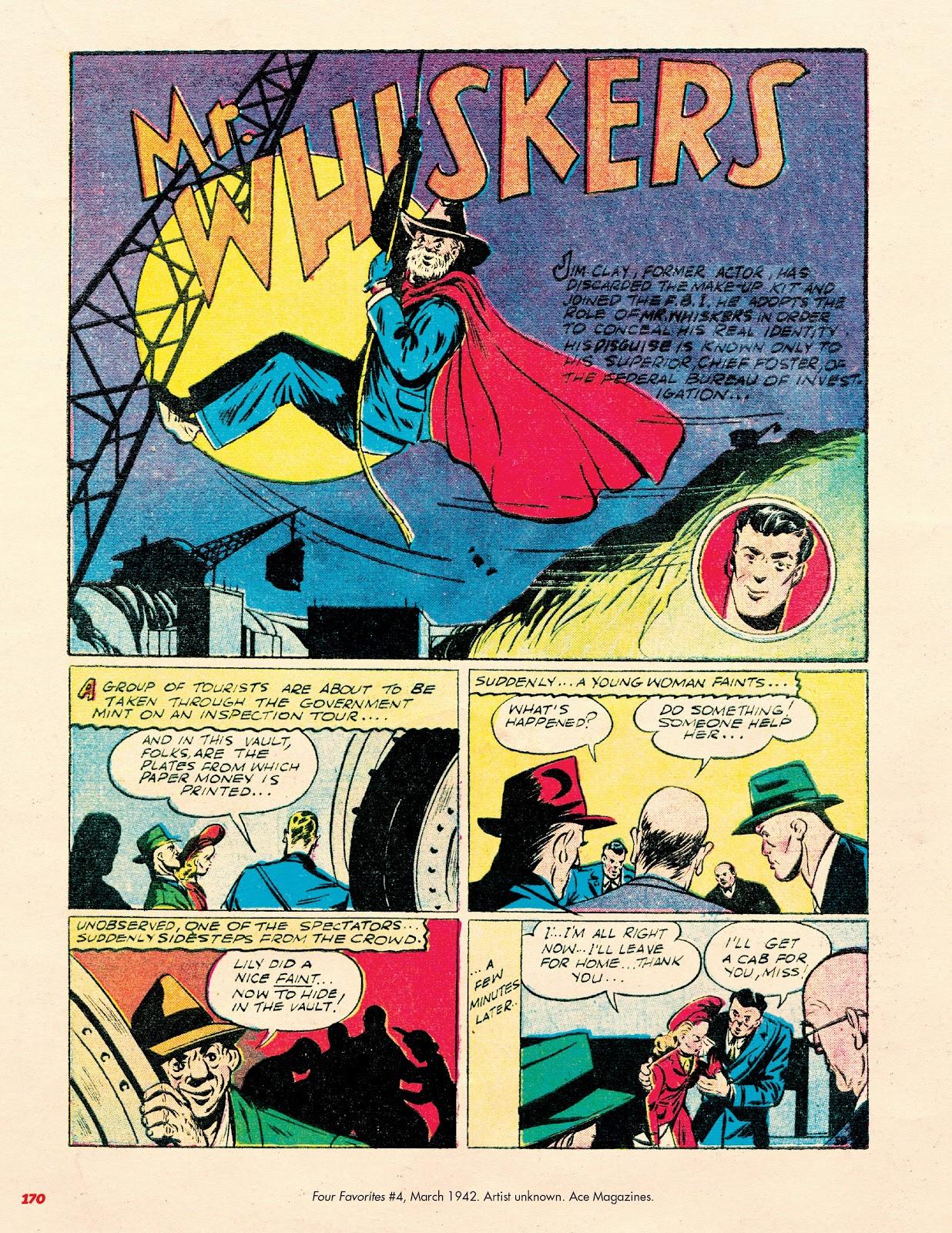 Read online Super Weird Heroes comic -  Issue # TPB 2 (Part 2) - 70