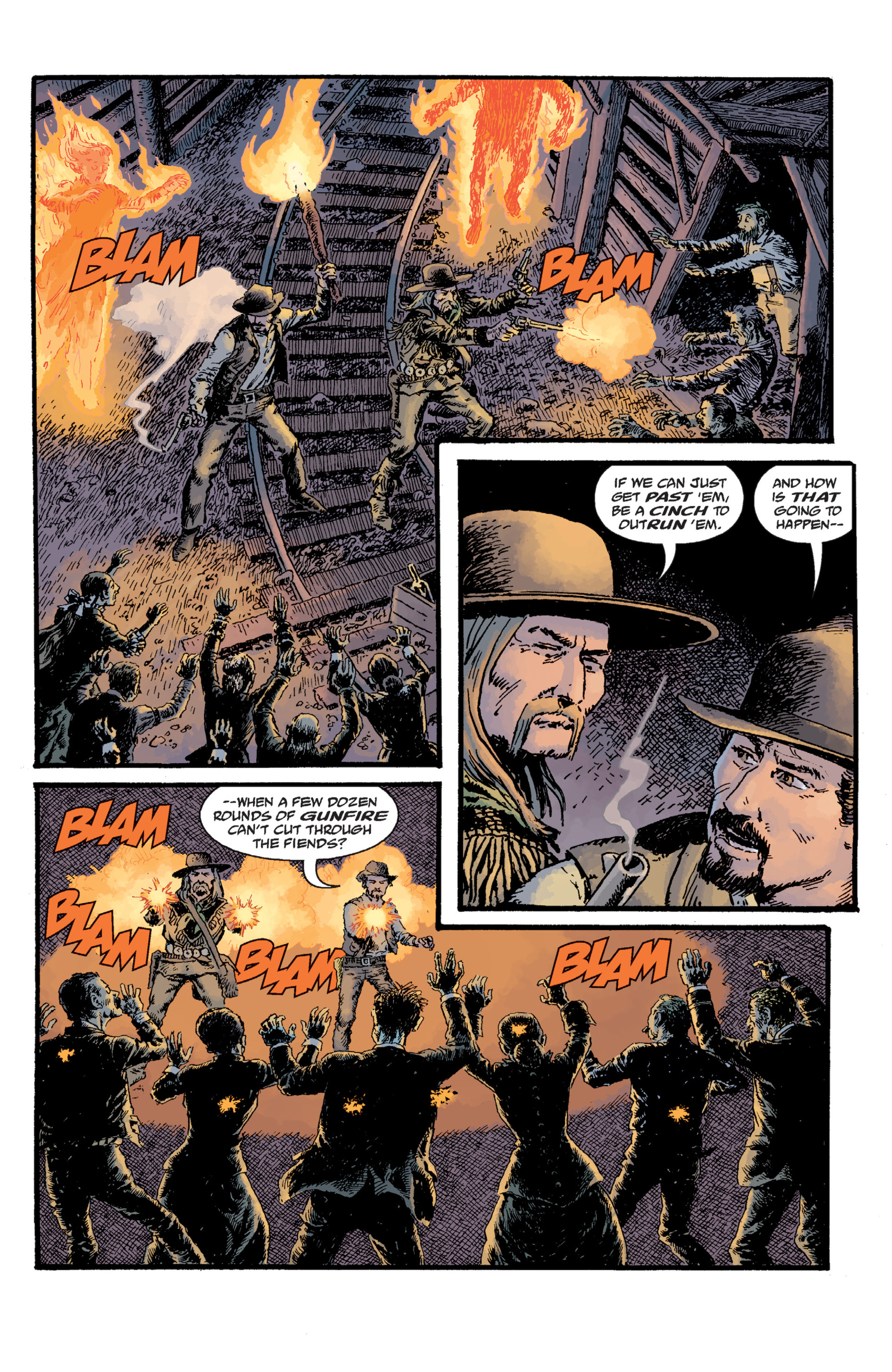 Read online Sir Edward Grey, Witchfinder: Lost and Gone Forever comic -  Issue # TPB - 94