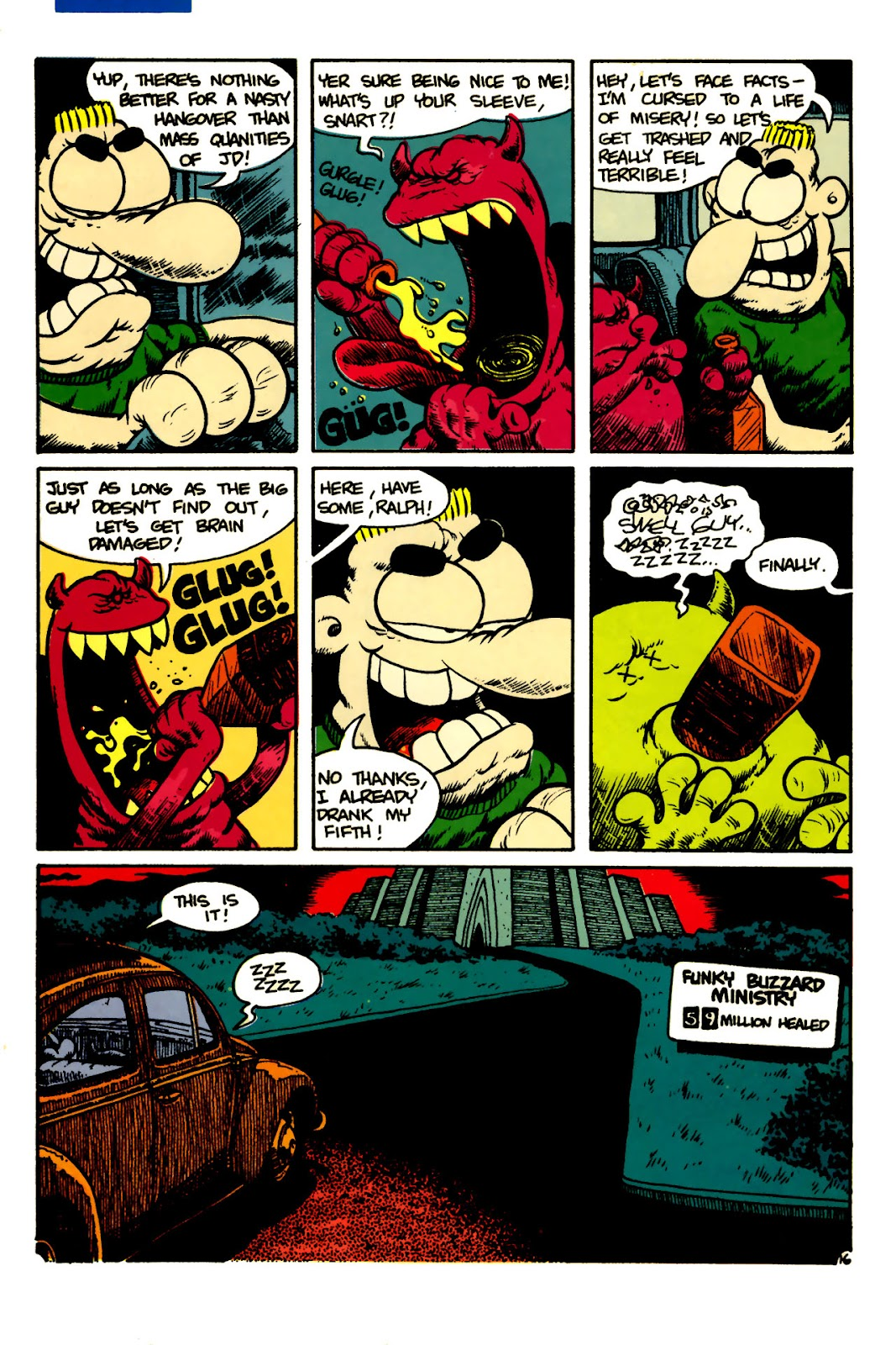 Ralph Snart Adventures (1988) issue 5 - Page 19