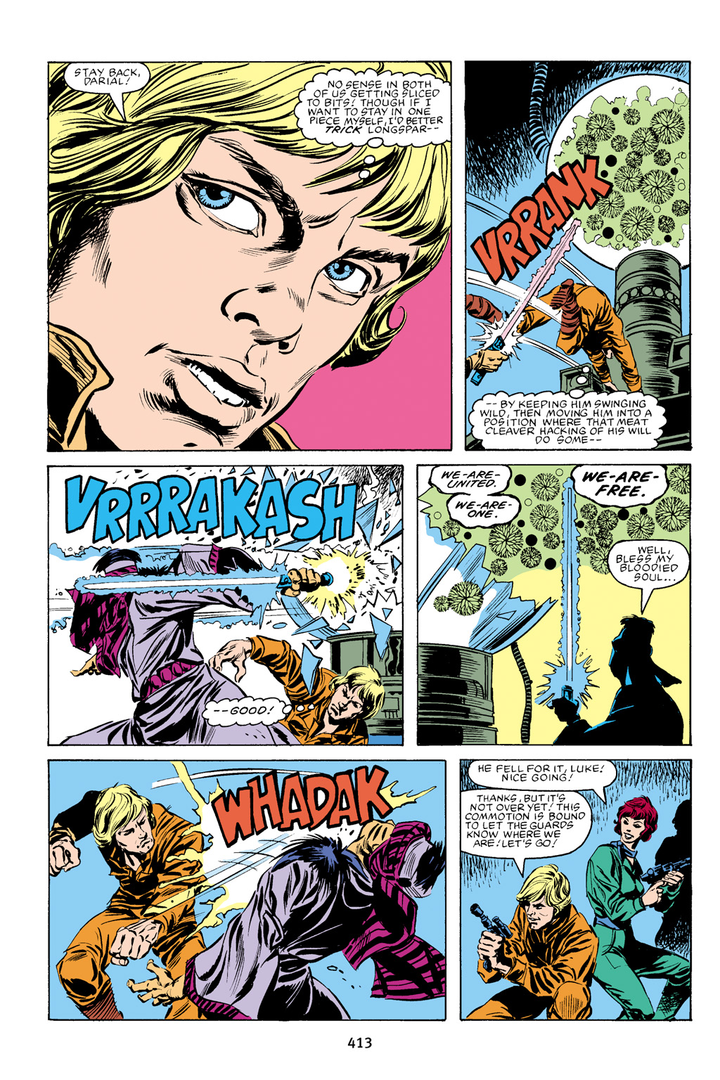Read online Star Wars Omnibus comic -  Issue # Vol. 16 - 405