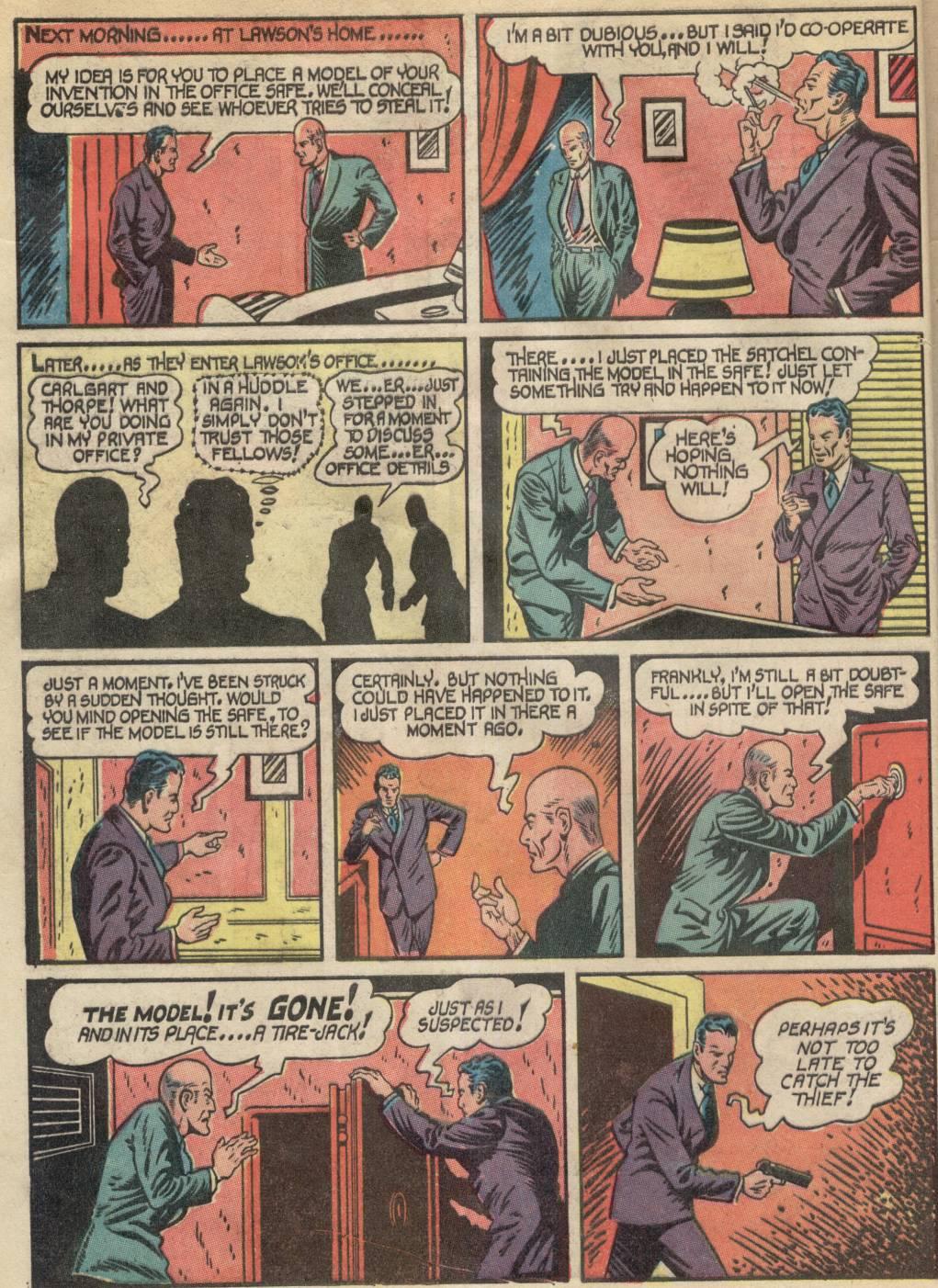 Read online Detective Comics (1937) comic -  Issue #39 - 21
