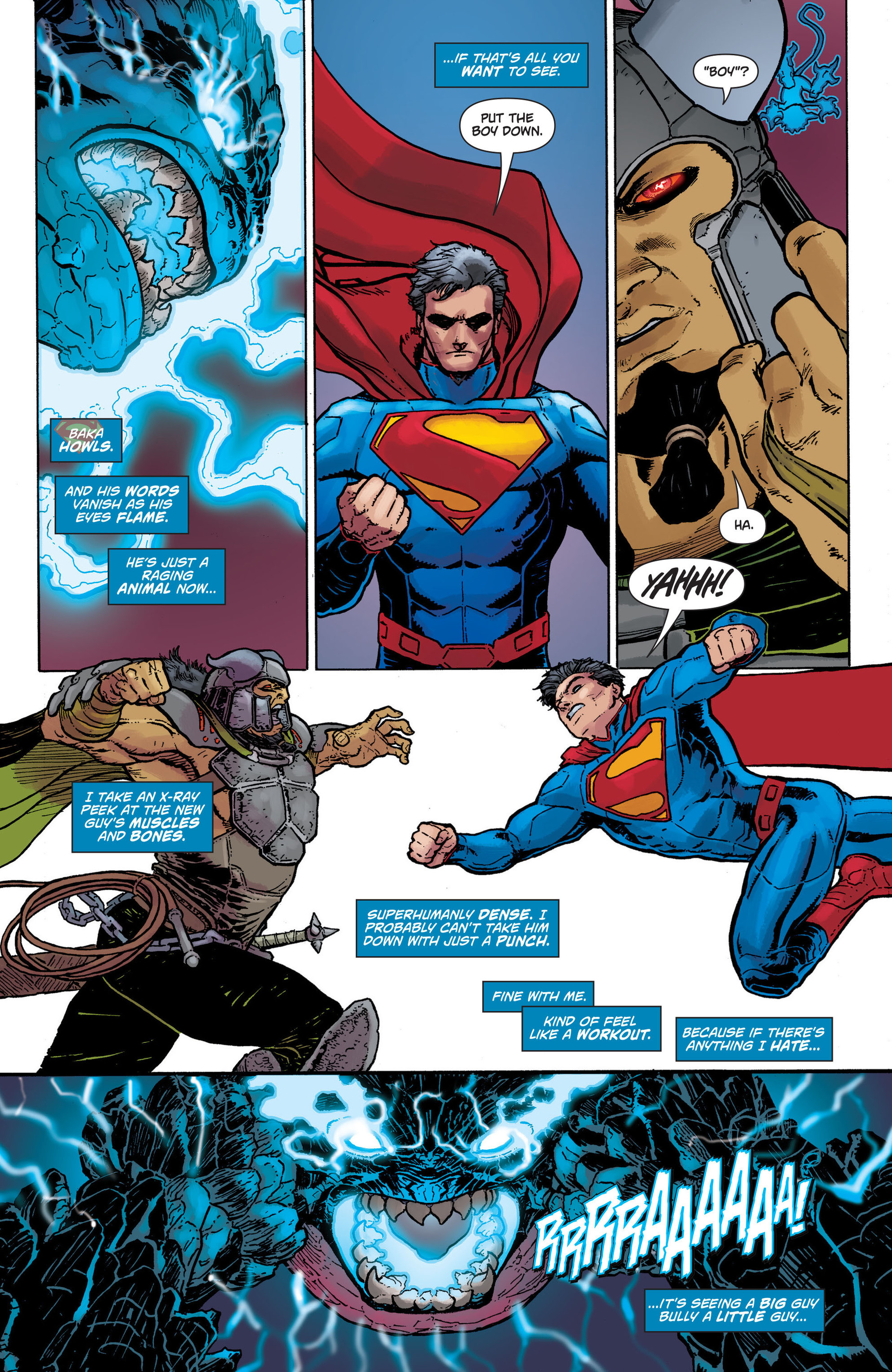 Read online Action Comics (2011) comic -  Issue #27 - 17