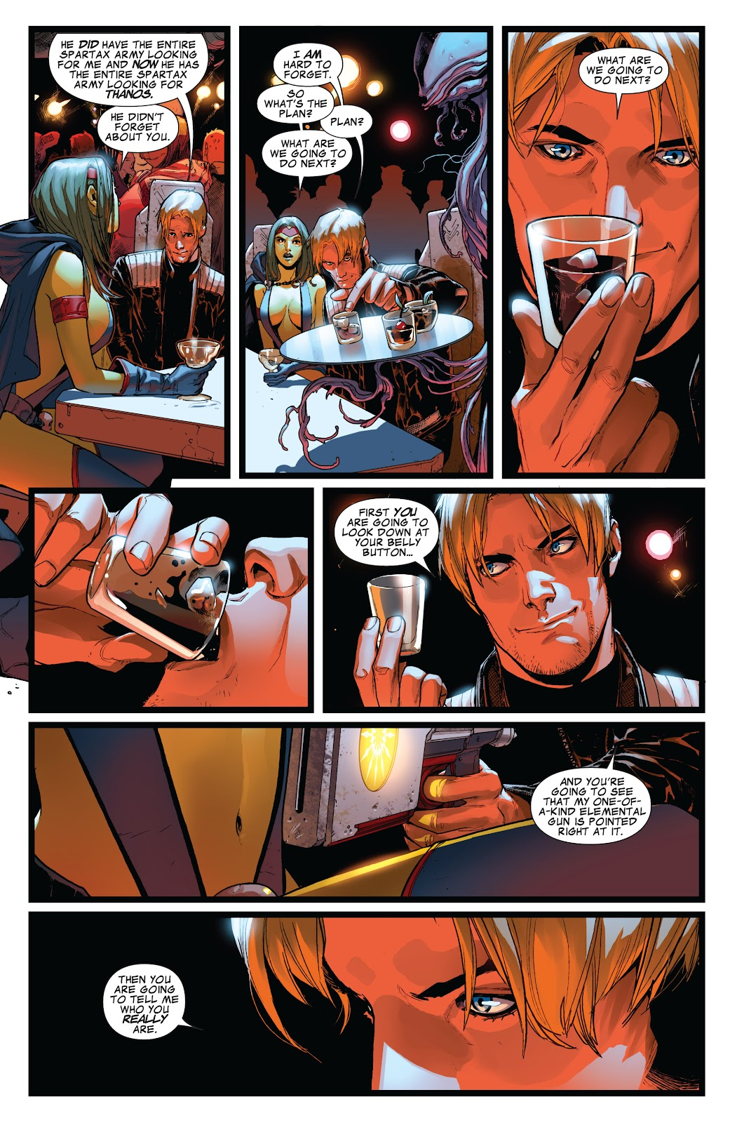 Guardians of the Galaxy/All-New X-Men: The Trial of Jean Grey issue TPB - Page 27