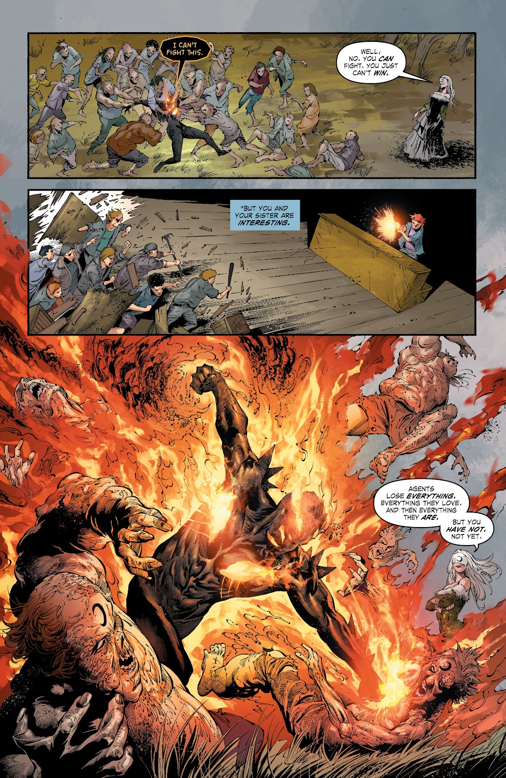 Read online The Curse of Brimstone: Ashes comic -  Issue # TPB (Part 1) - 61