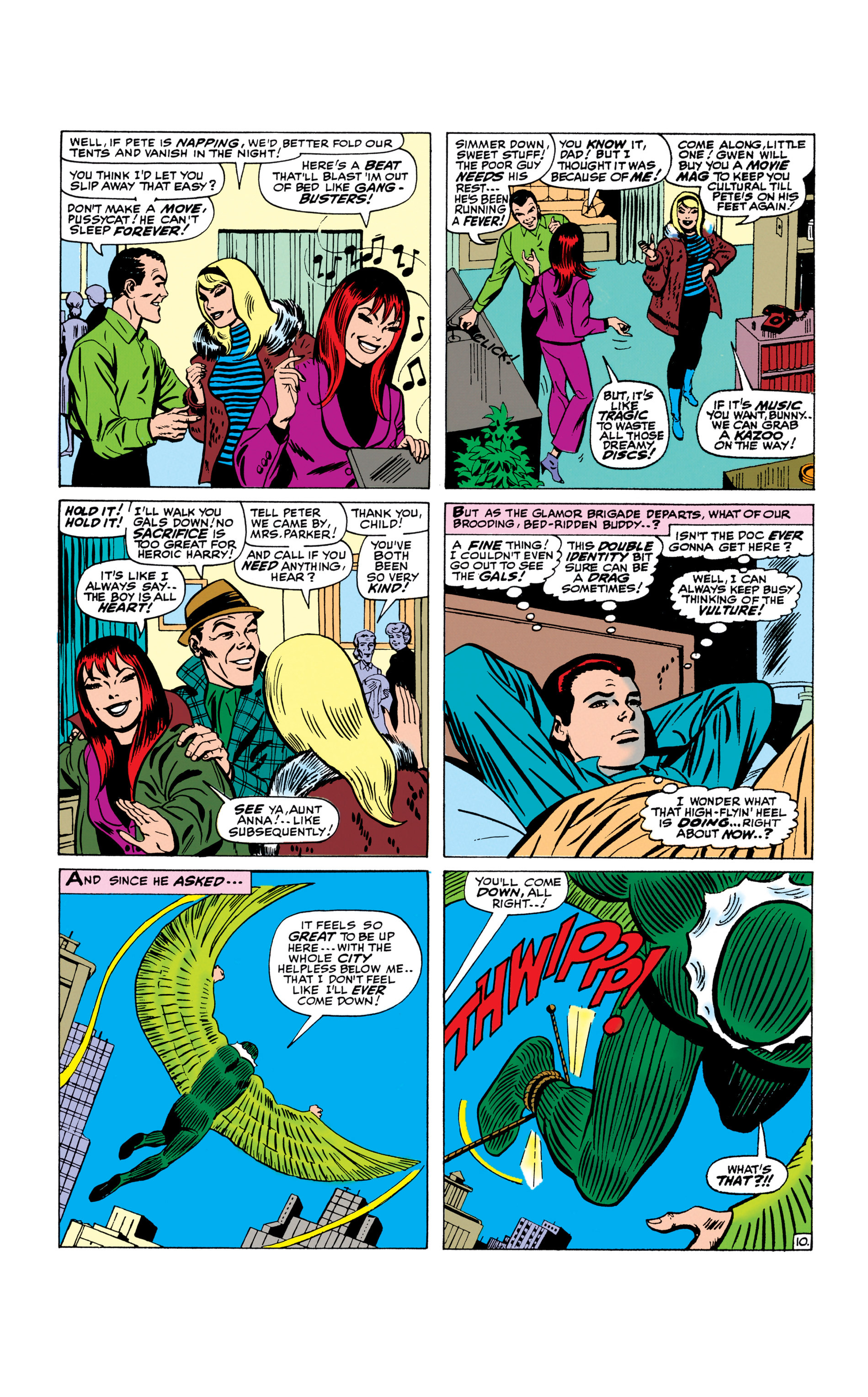 The Amazing Spider-Man (1963) 49 Page 10
