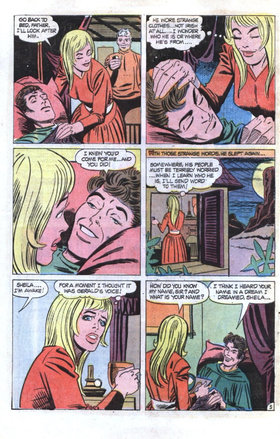 Haunted Love (1973) issue 5 - Page 8