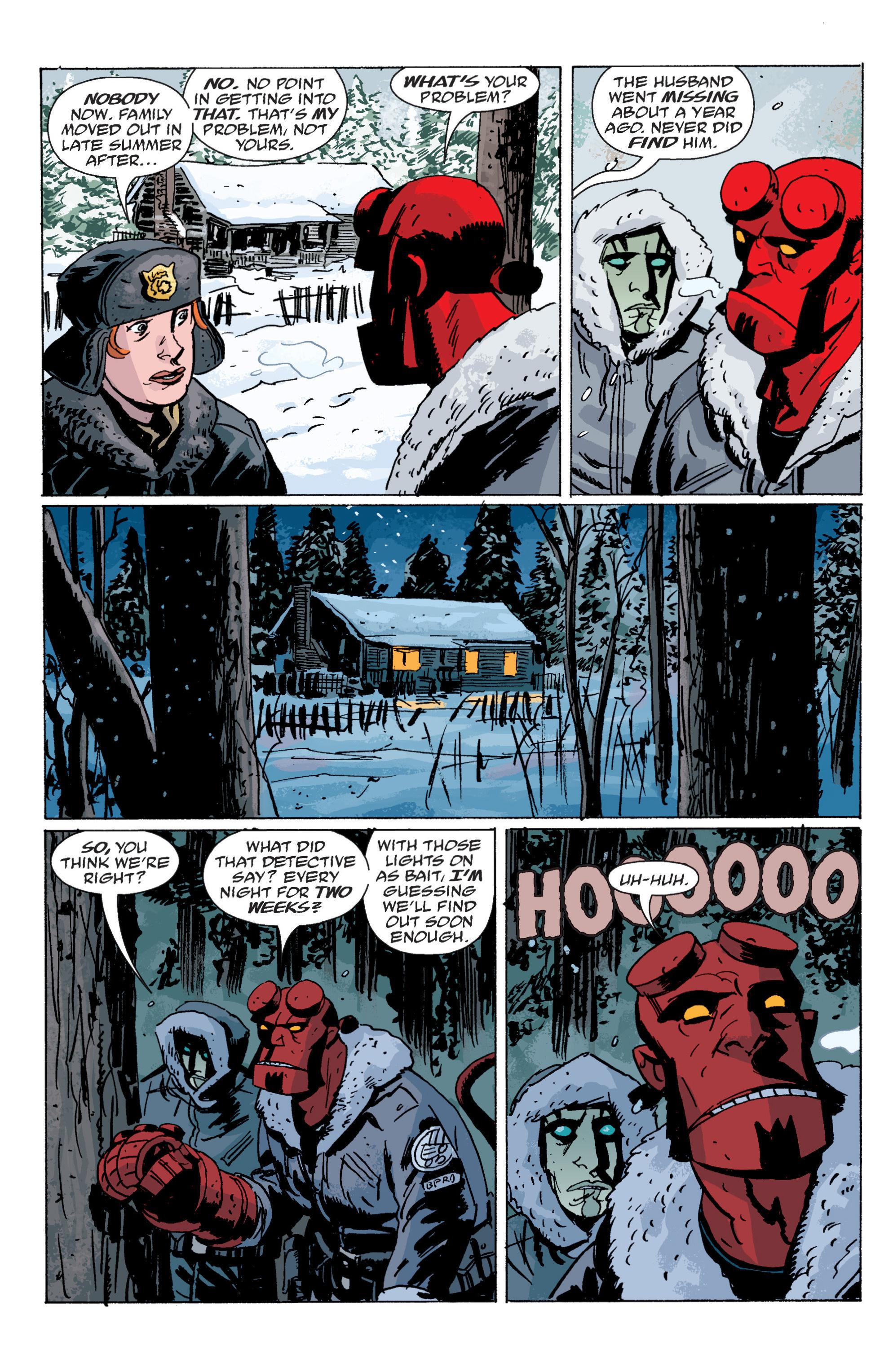 Read online B.P.R.D. (2003) comic -  Issue # TPB 6 - 101