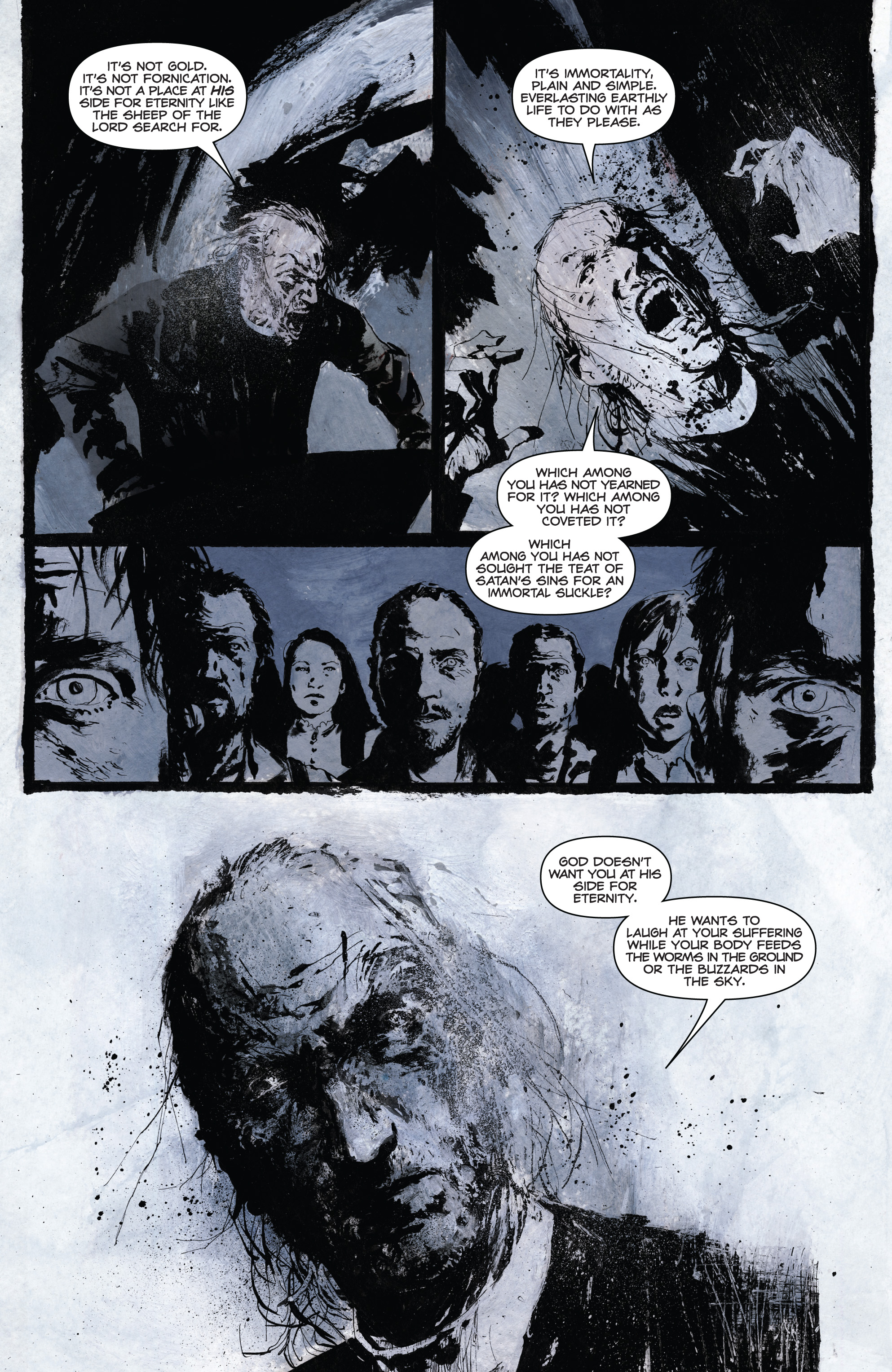 Read online Dead Irons comic -  Issue # TPB - 27