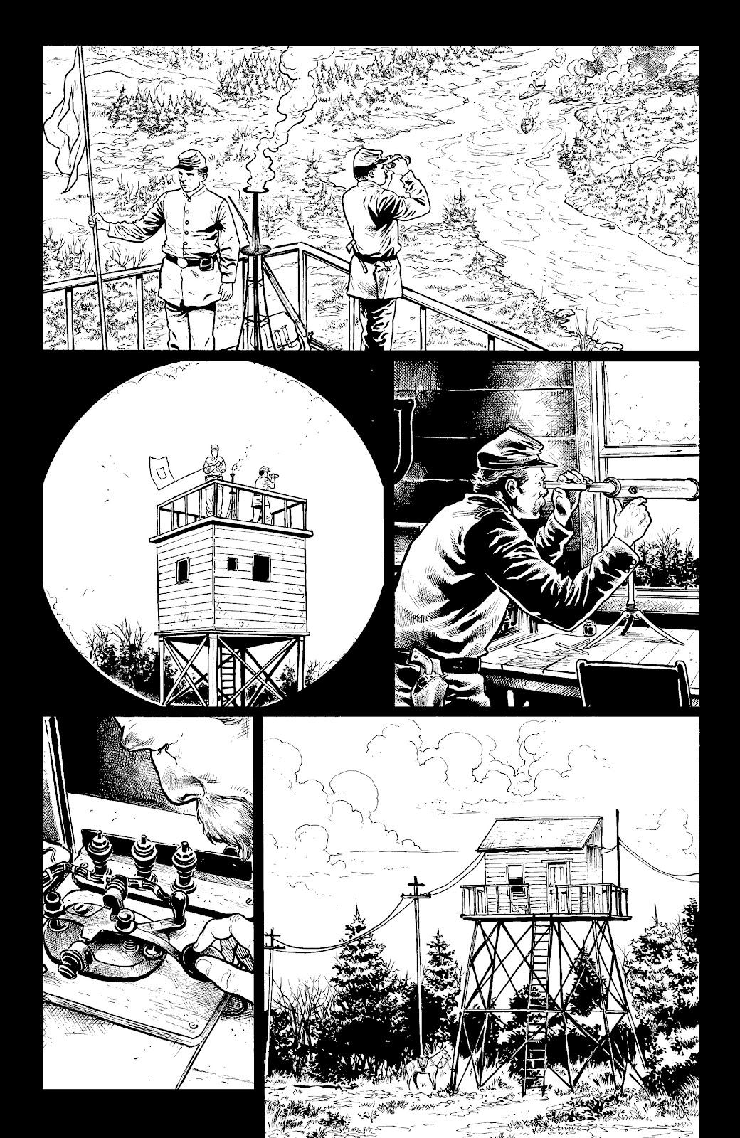 Read online Alan Moore's Cinema Purgatorio comic -  Issue #18 - 38