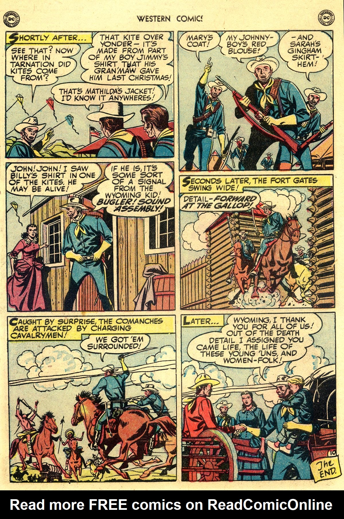 Western Comics issue 19 - Page 12