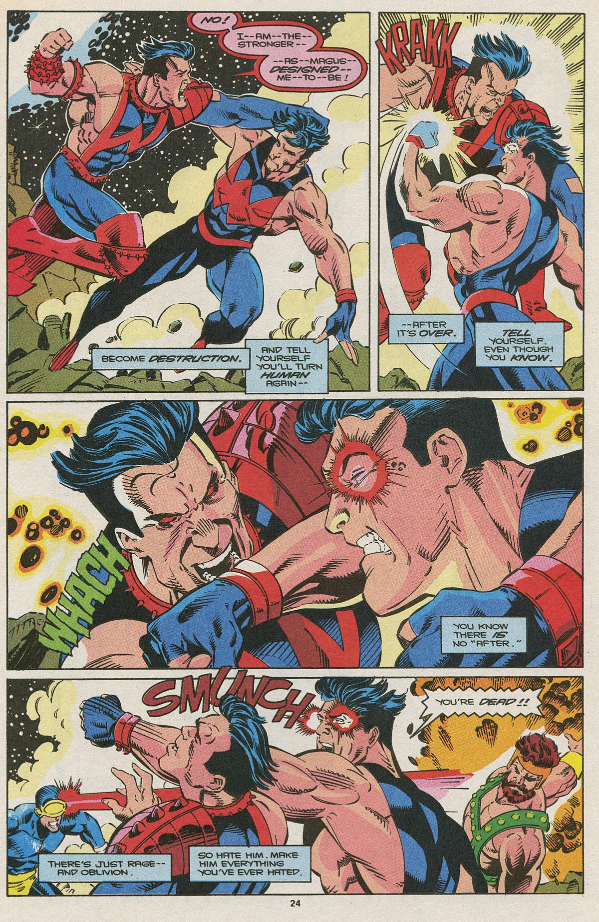 Read online Wonder Man (1991) comic -  Issue #15 - 16