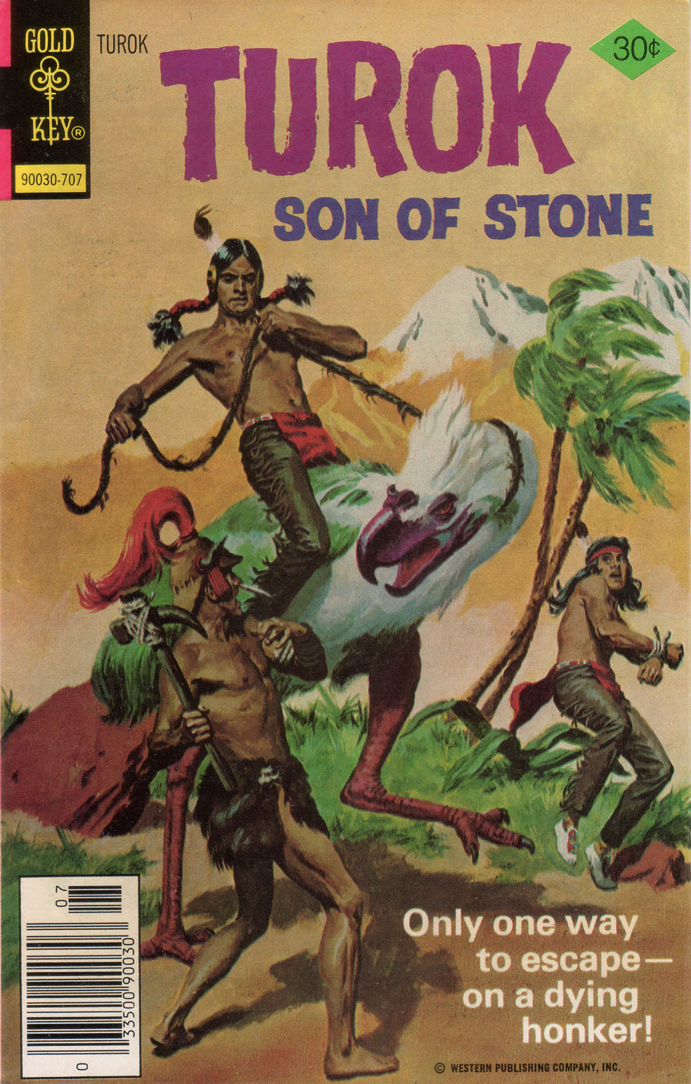 Read online Turok, Son of Stone comic -  Issue #110 - 1
