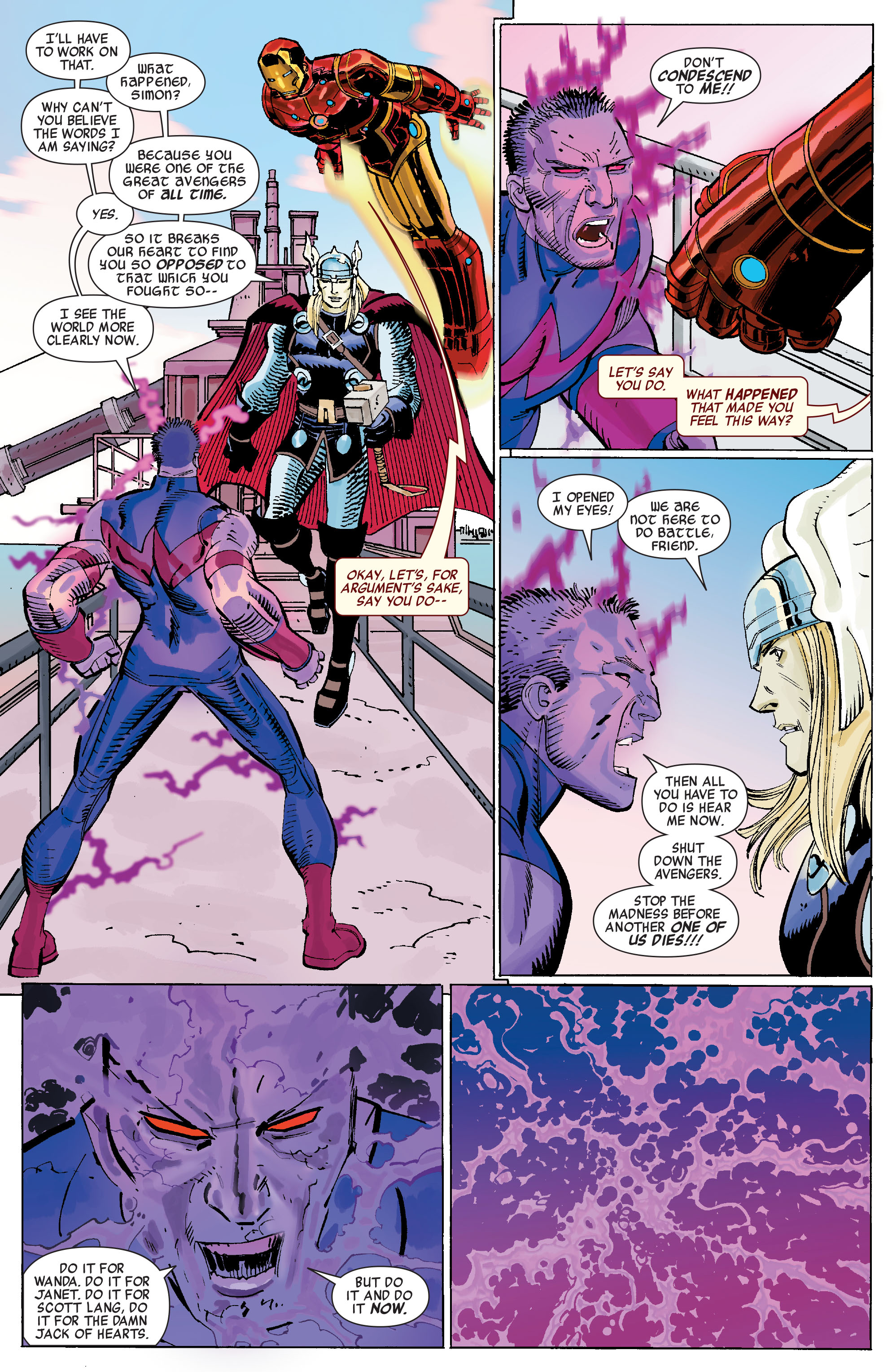 Read online Avengers (2010) comic -  Issue #7 - 13