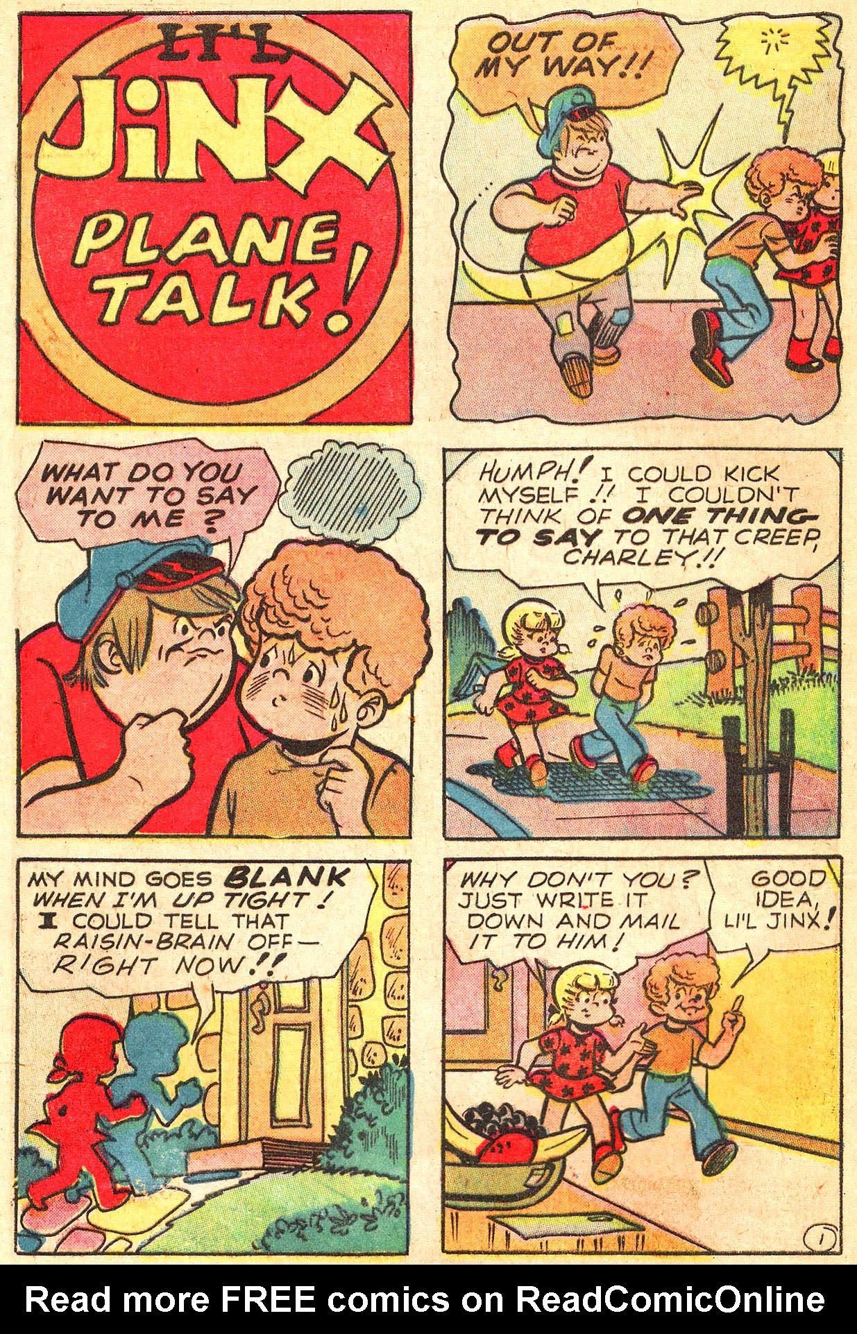 Read online She's Josie comic -  Issue #64 - 32