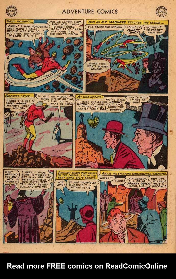 Read online Adventure Comics (1938) comic -  Issue #187 - 28
