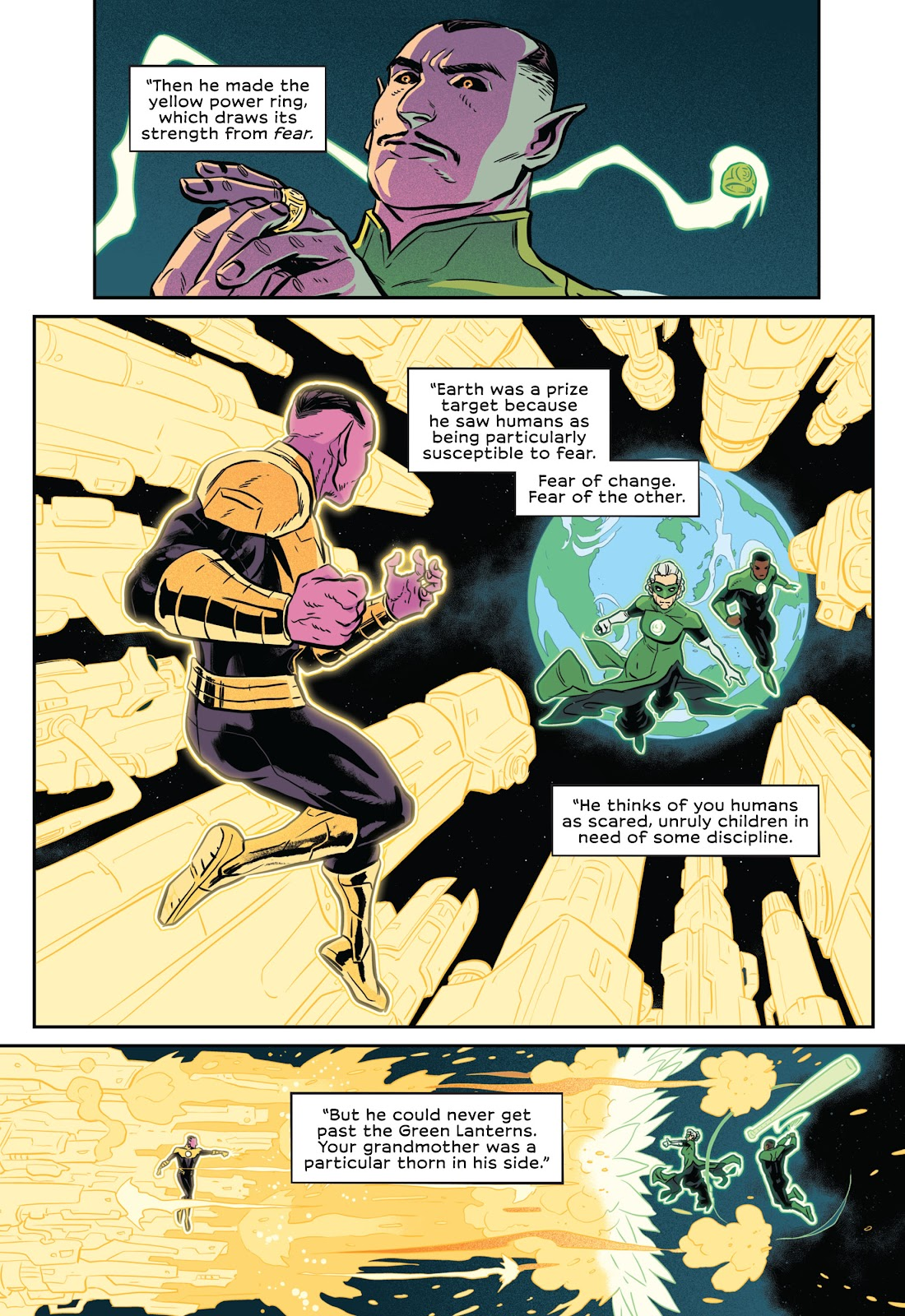 Read online Green Lantern: Legacy comic -  Issue # TPB - 58