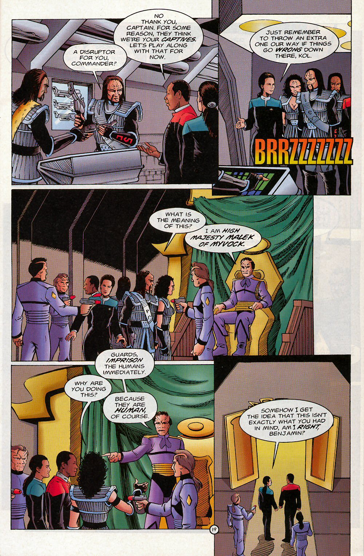 Read online Star Trek: Deep Space Nine - Lightstorm comic -  Issue # Full - 19