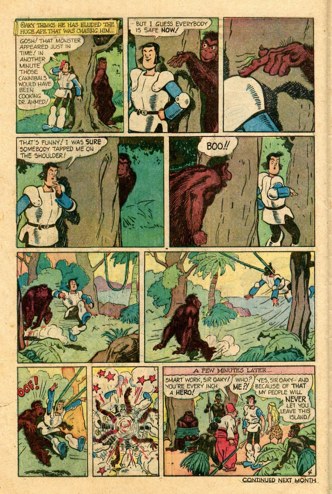 Read online Famous Funnies comic -  Issue #183 - 41