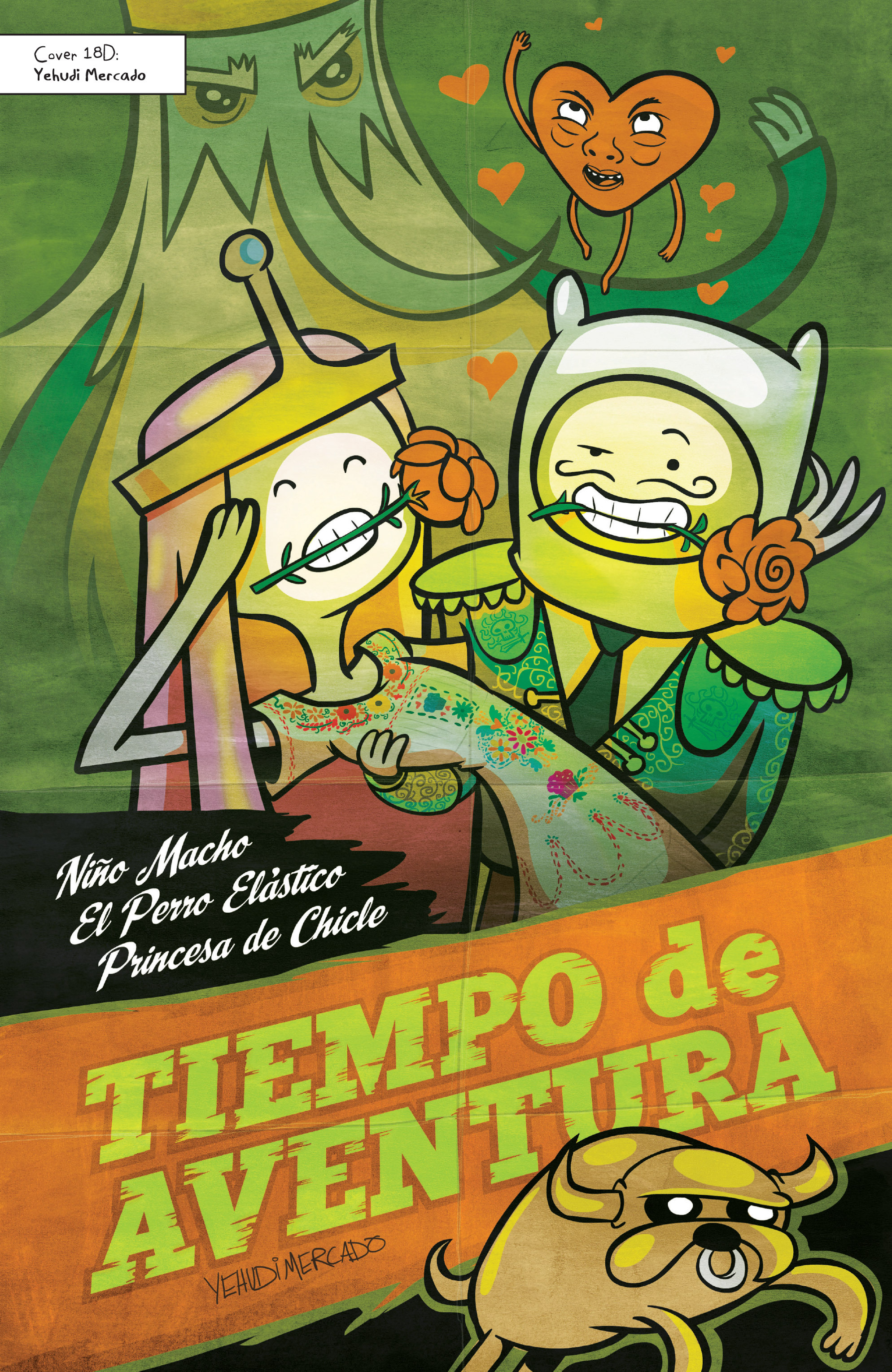 Read online Adventure Time comic -  Issue #Adventure Time _TPB 4 - 121