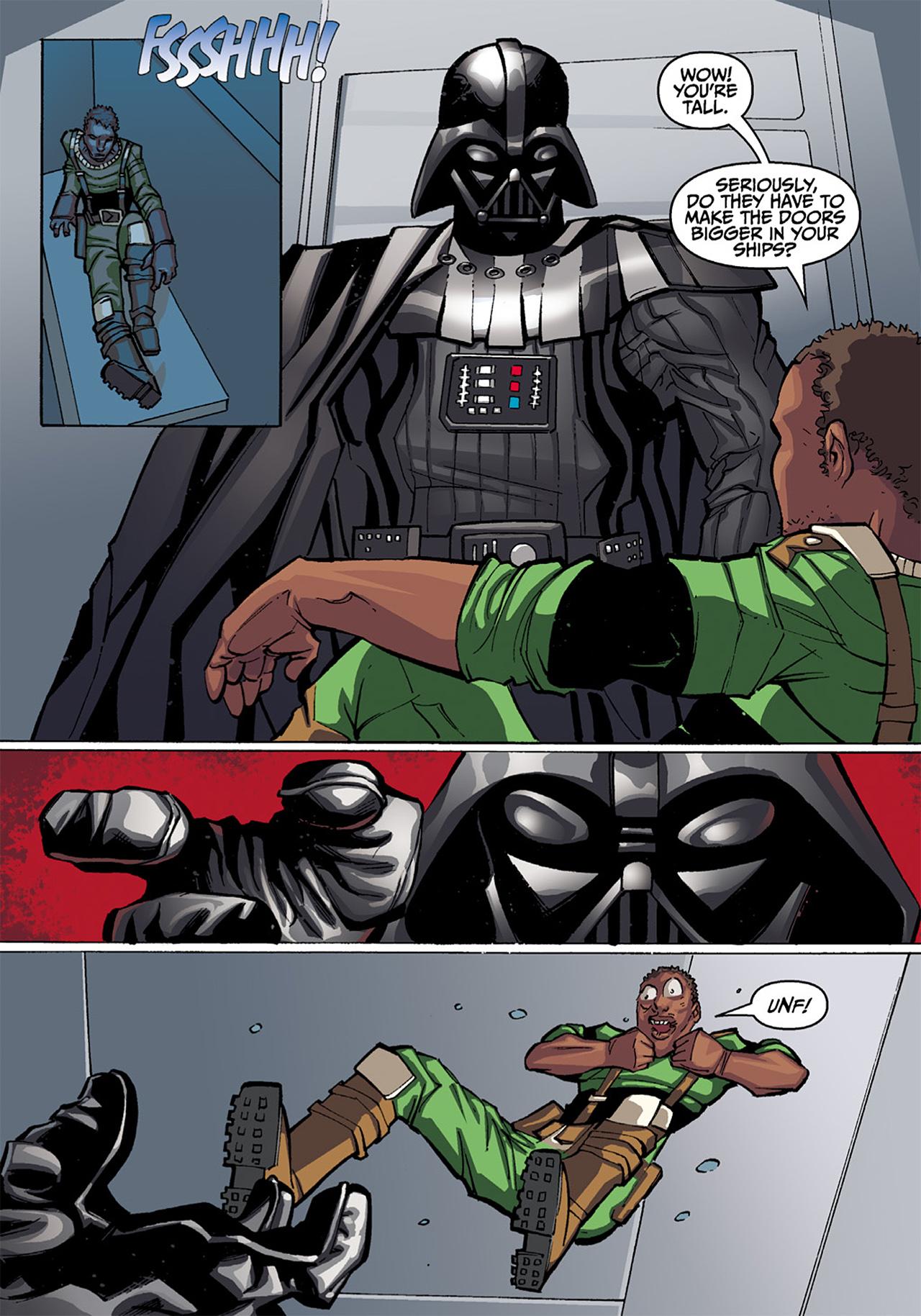 Read online Star Wars Omnibus comic -  Issue # Vol. 33 - 260