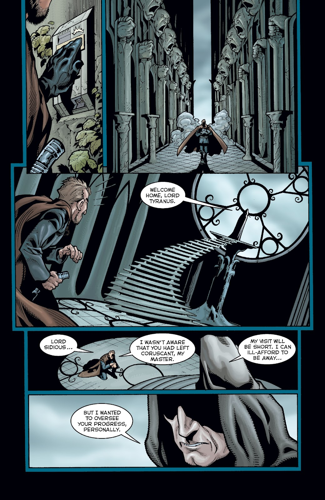 Read online Star Wars Legends Epic Collection: The Menace Revealed comic -  Issue # TPB (Part 1) - 9