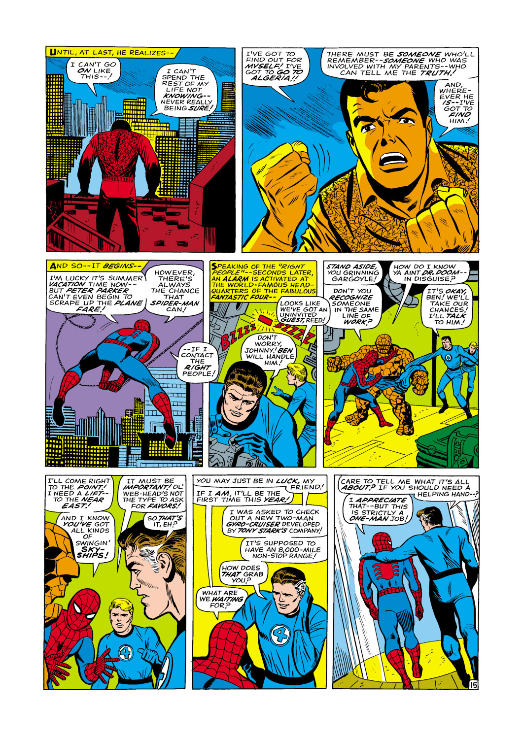 The Amazing Spider-Man (1963) _Annual_5 Page 15