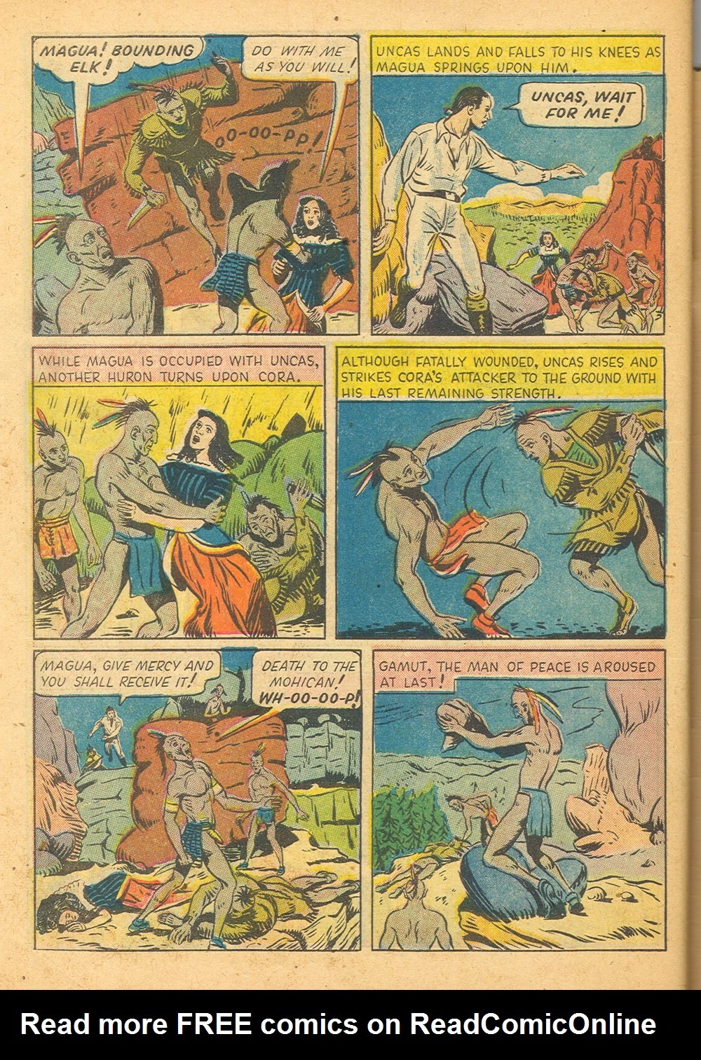 Classics Illustrated issue 4 - Page 62