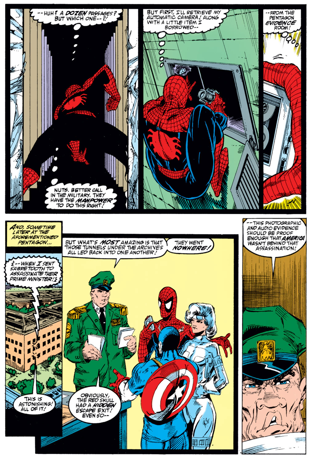 The Amazing Spider-Man (1963) 325 Page 21