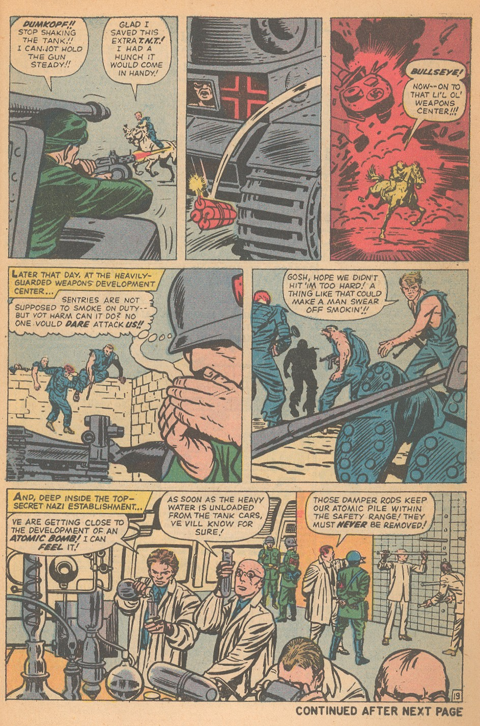 Read online Sgt. Fury comic -  Issue #95 - 27