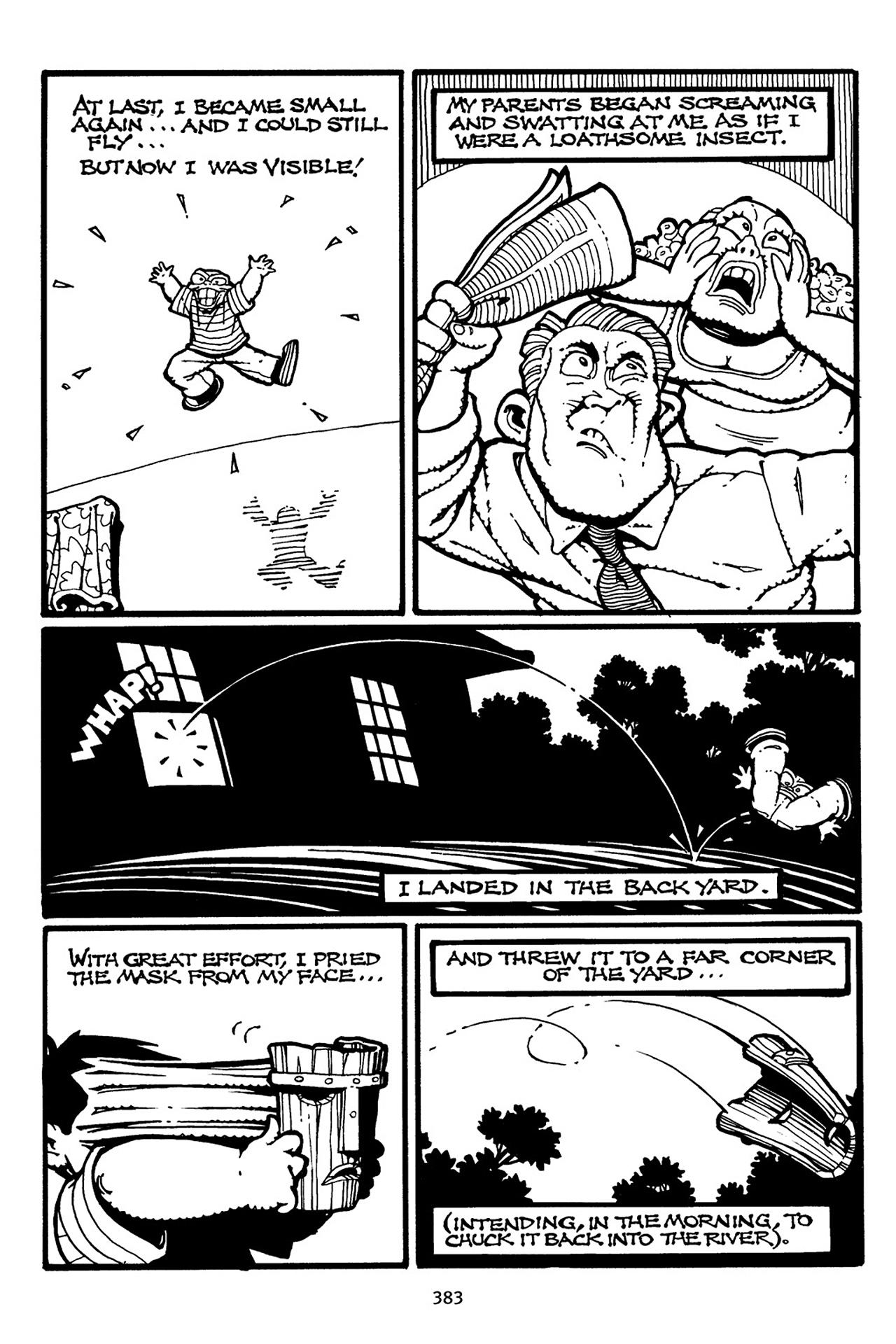 Read online Adventures Of The Mask Omnibus comic -  Issue #Adventures Of The Mask Omnibus Full - 382