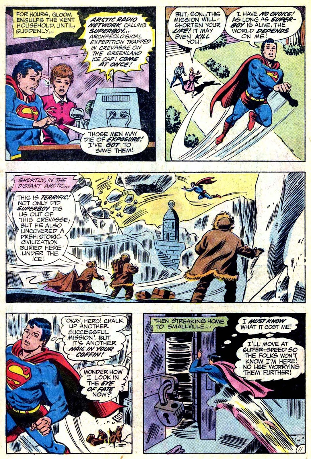 Superboy (1949) issue 184 - Page 11